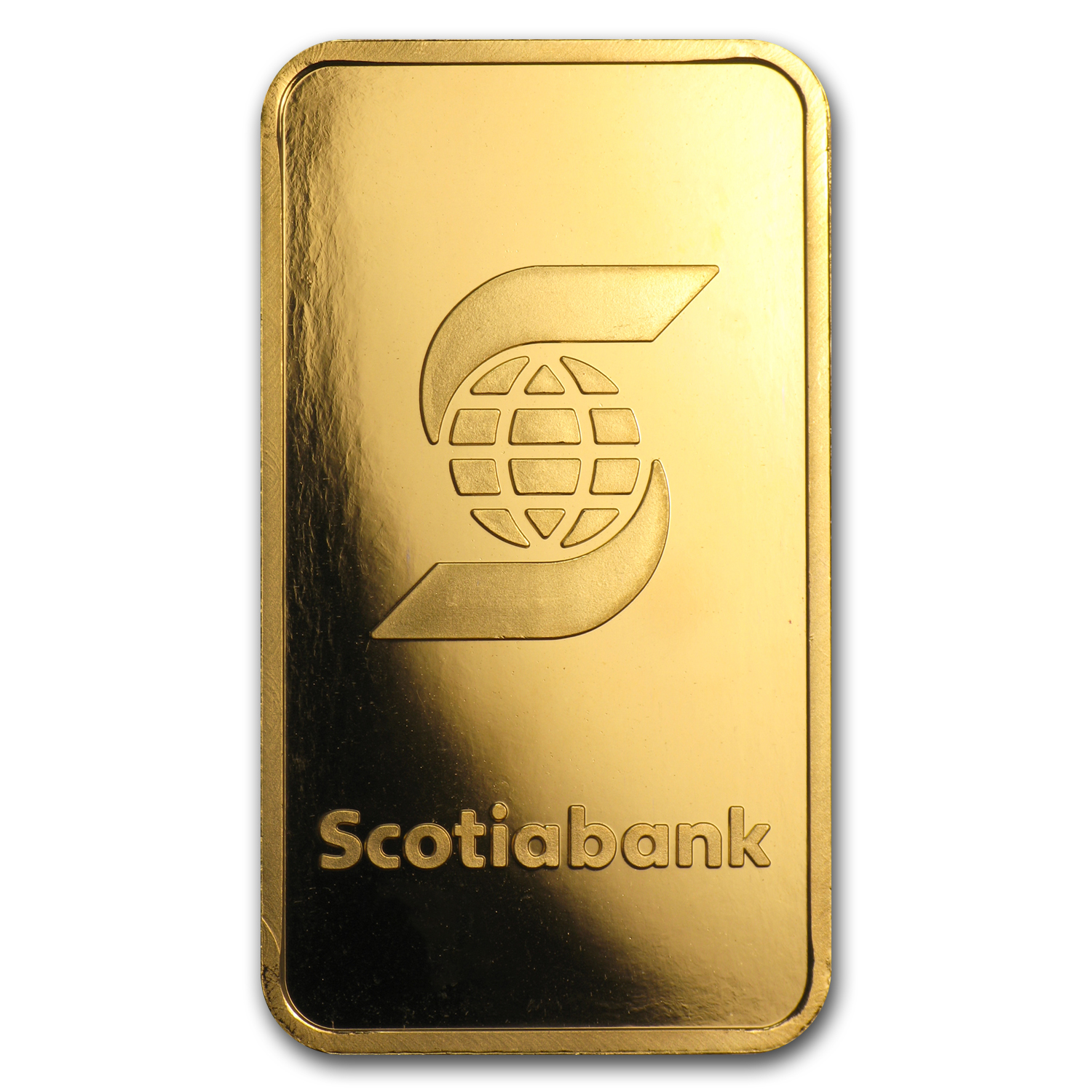 1 oz Gold Bar - Scotiabank