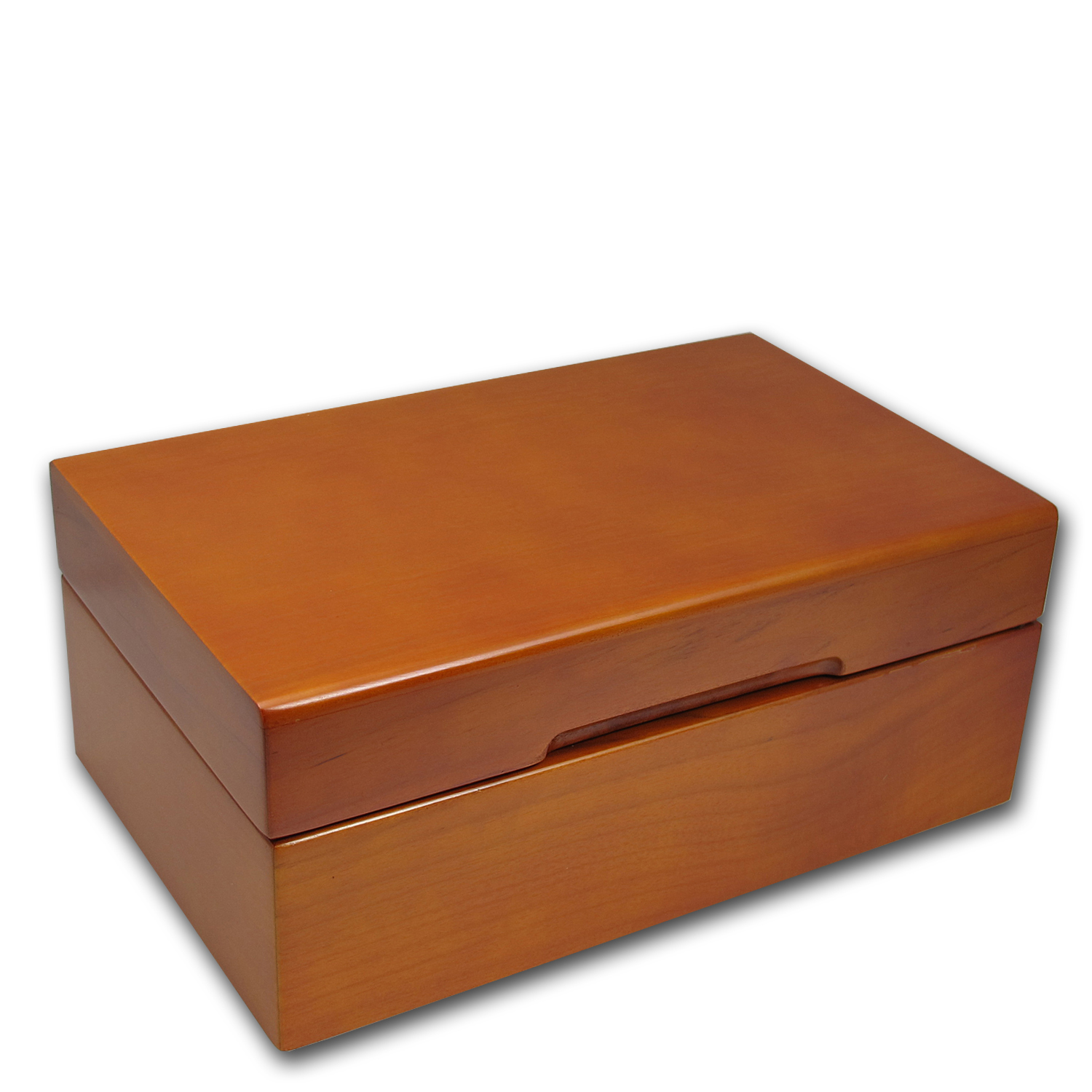 Wooden Slab Storage Box - 30 Slabs