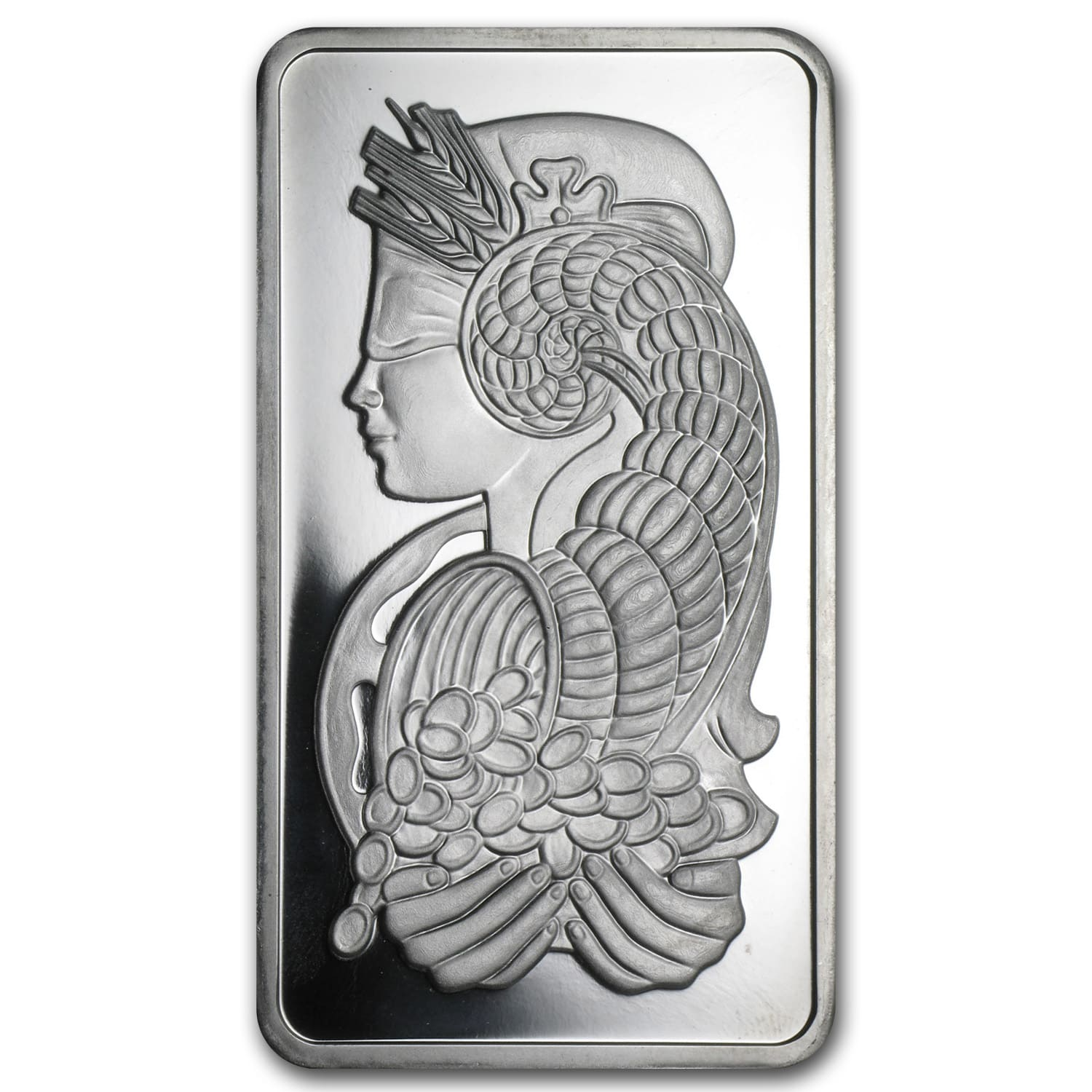 10 oz Platinum Bar - Pamp Suisse (In Assay)