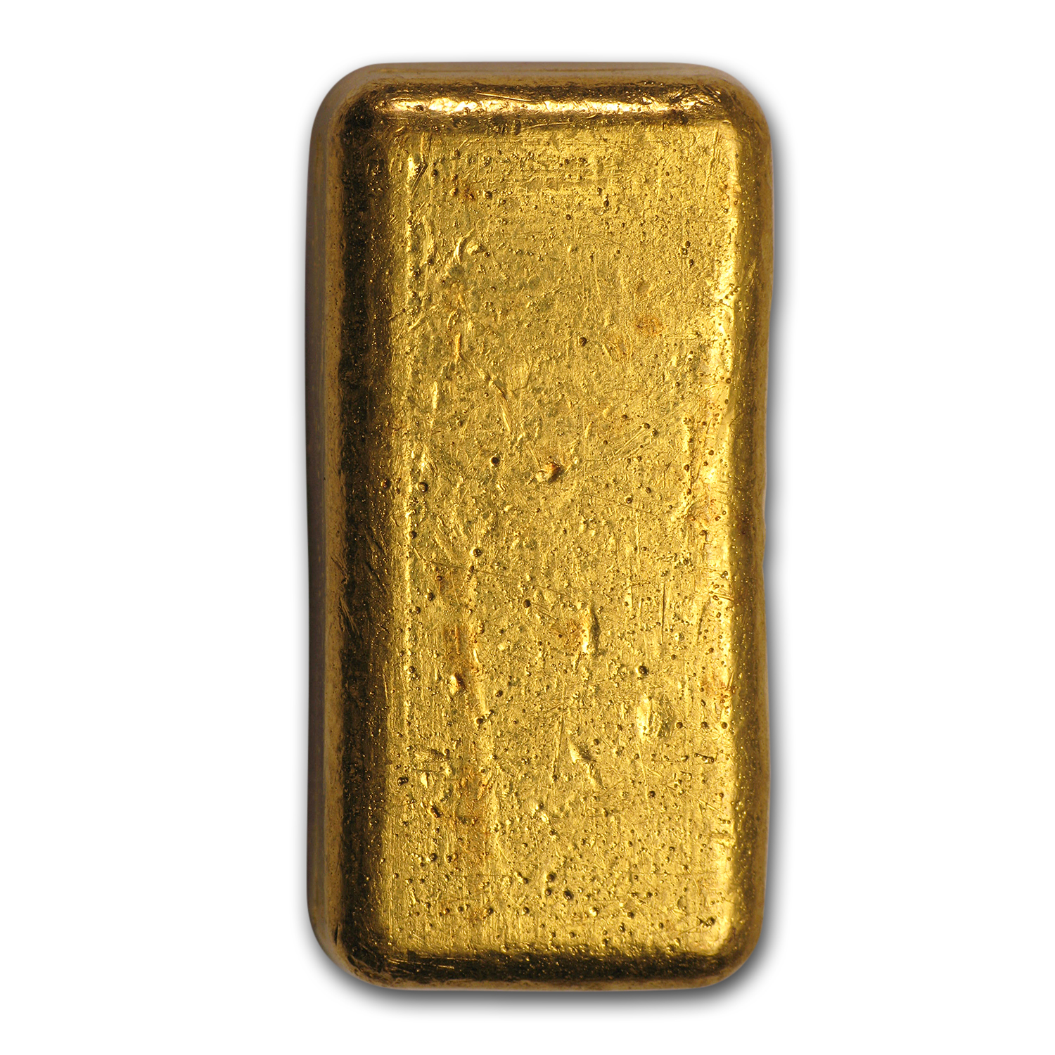 5 oz Gold Bar - Perth Mint (Poured, Old Style Swan)