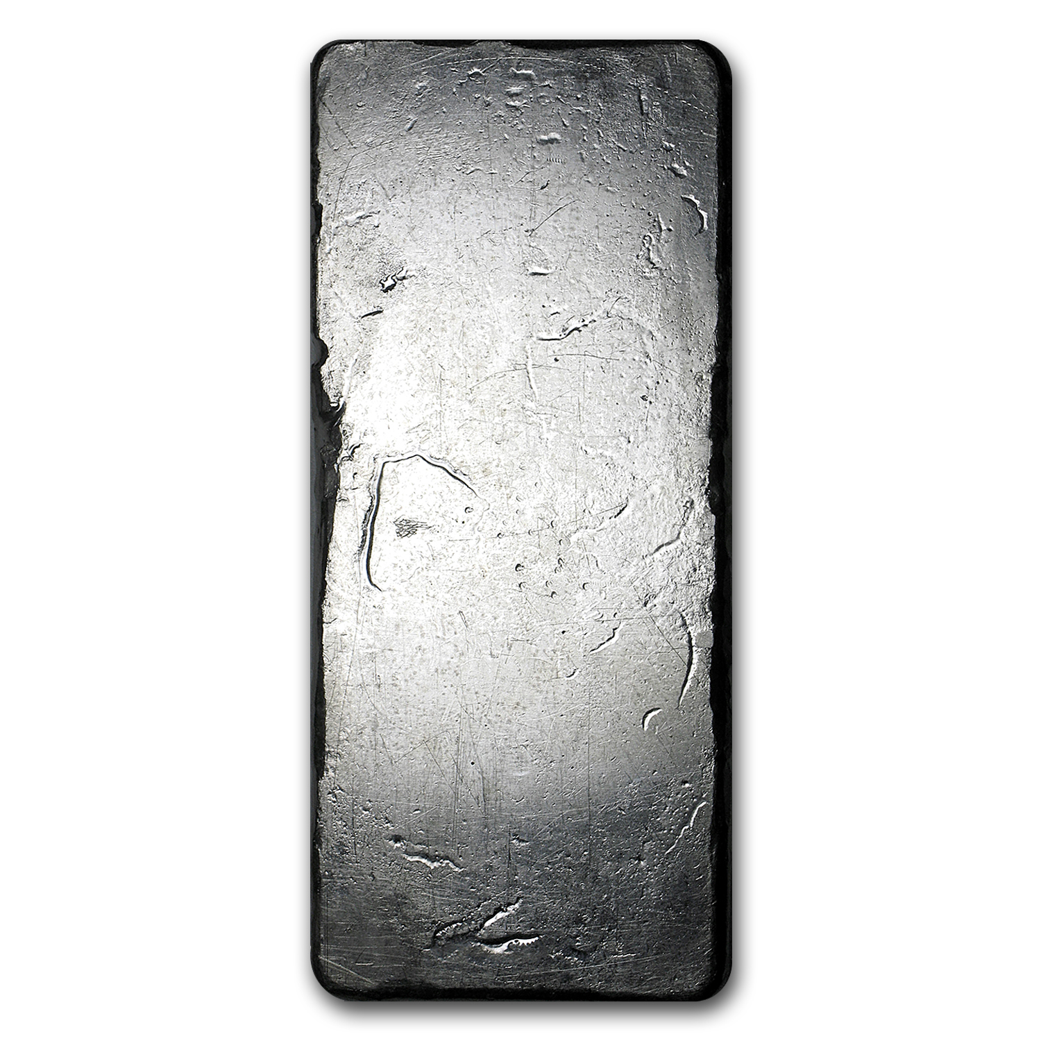 1 Kilo Silver Bars - Swiss Bank Corp.
