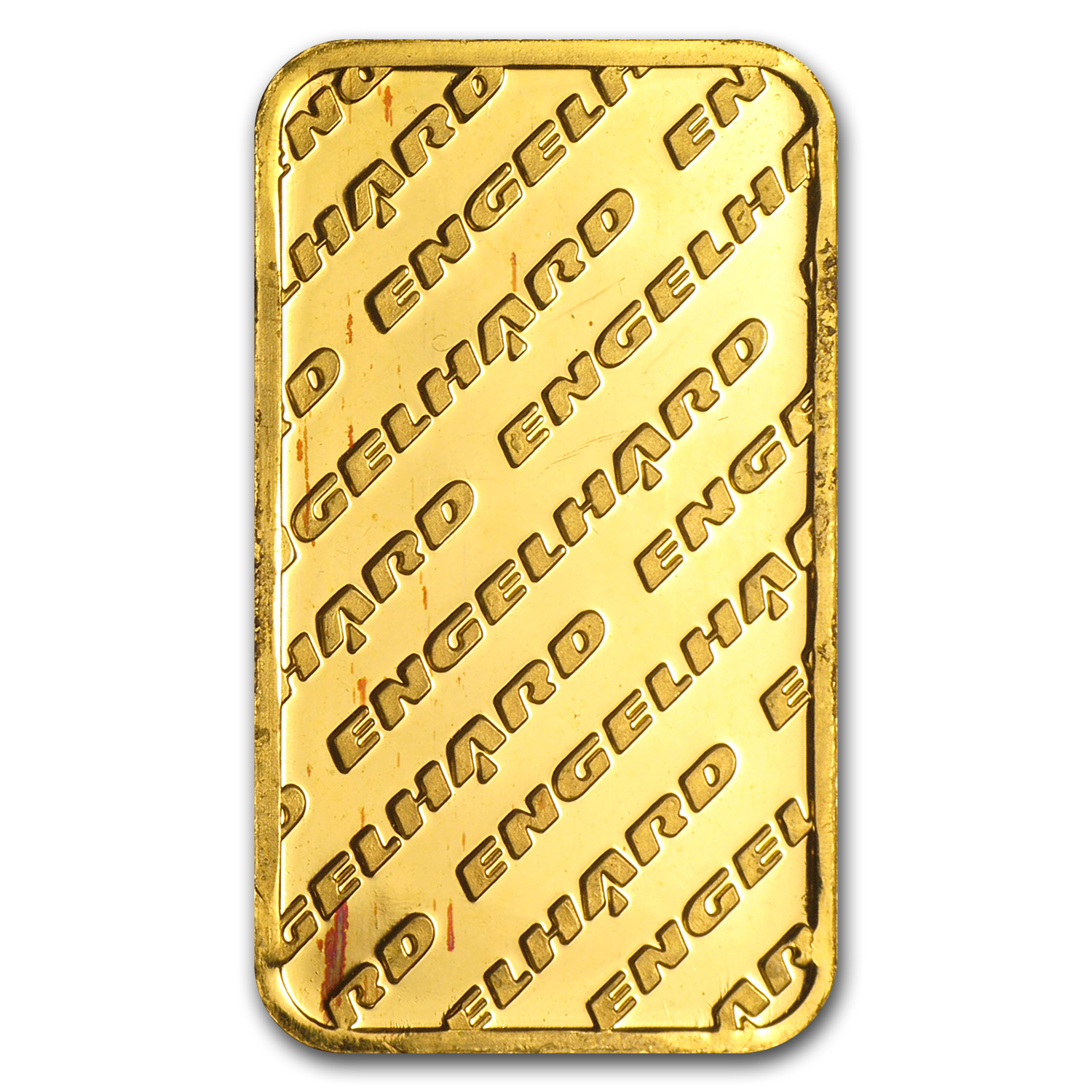 1/2 oz Gold Bar - Engelhard