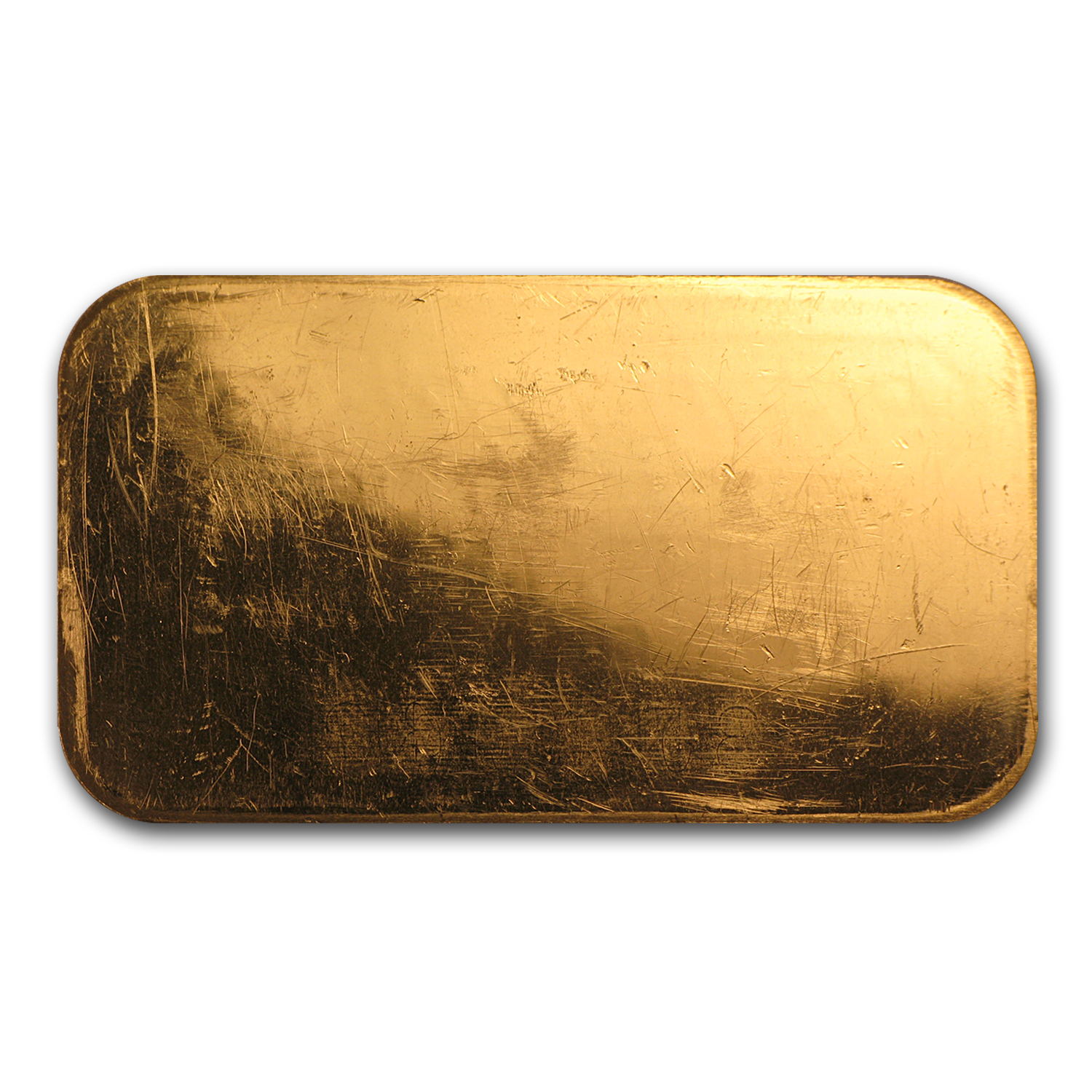 1 oz Gold Bar - Engelhard Industries of Canada