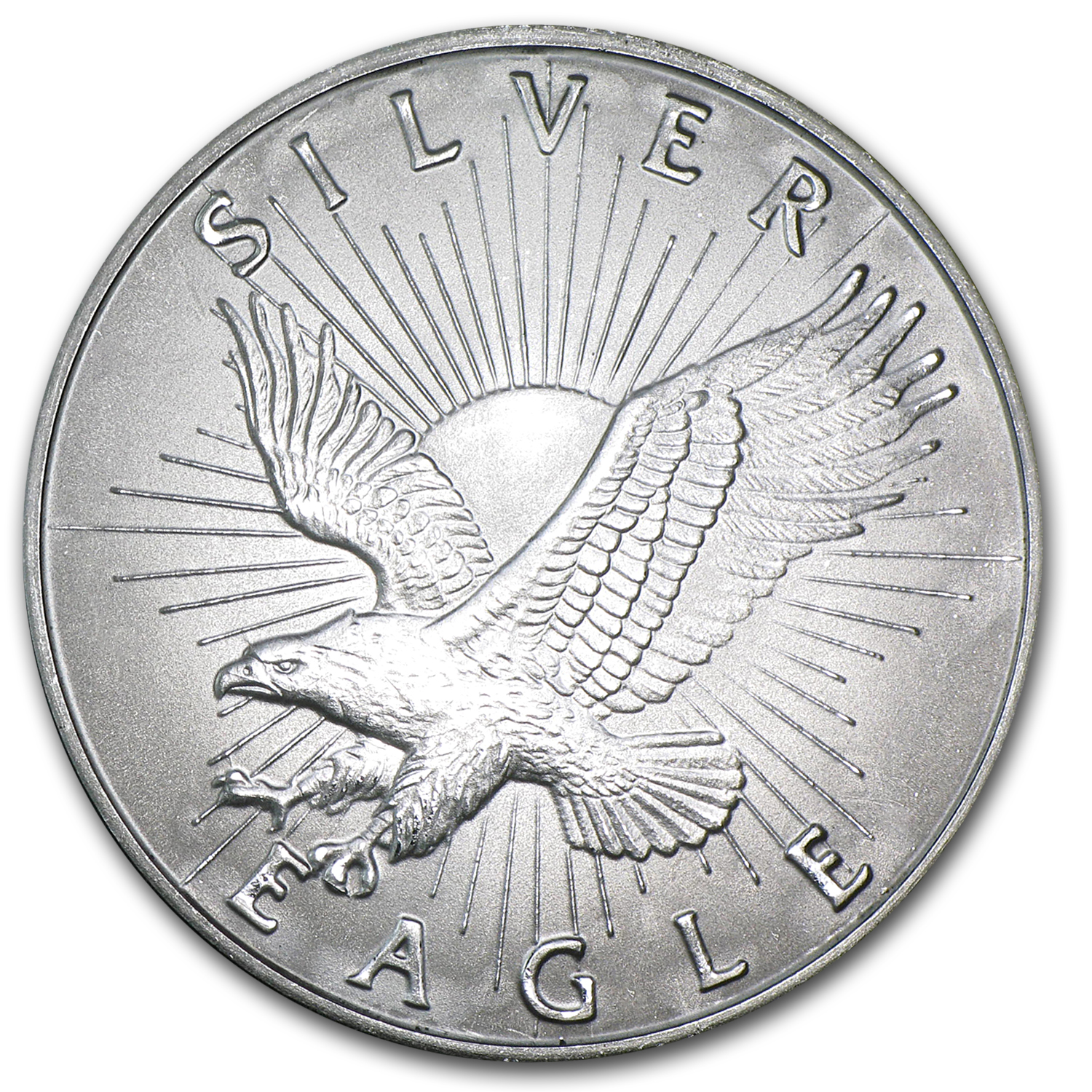 1 oz Silver Rounds - Sunshine Mint (Vintage Design)