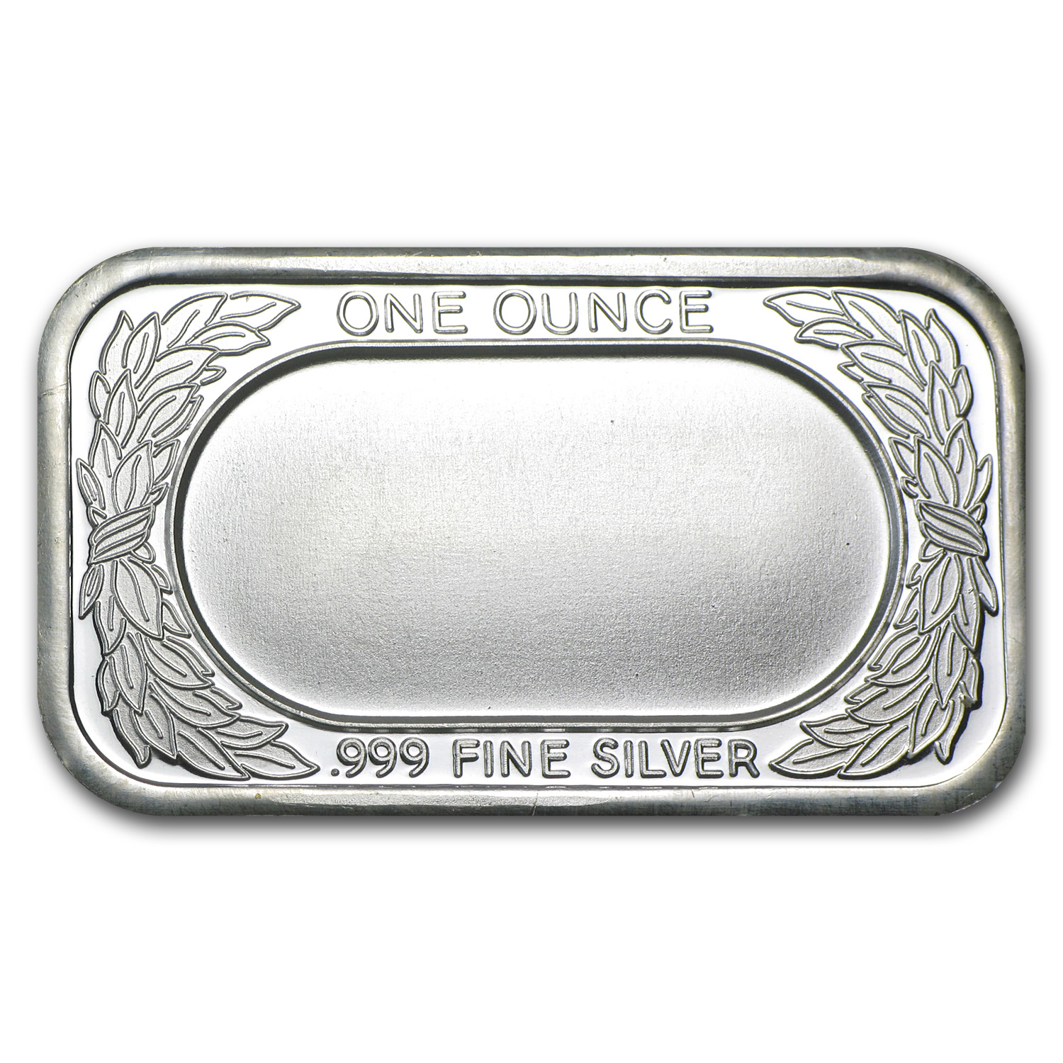 1 oz Silver Bar - Wedding Enameled (w/Box & Capsule)