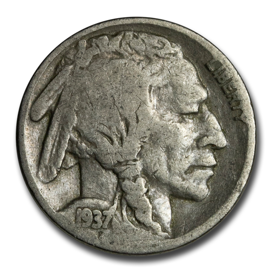 1913-1938 Buffalo Nickels (Full Dates)