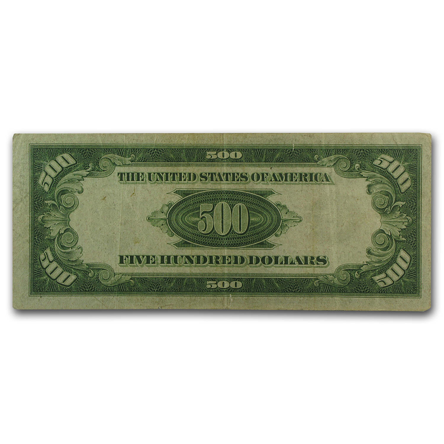 1934/34-A $500 FRN Fine or Better