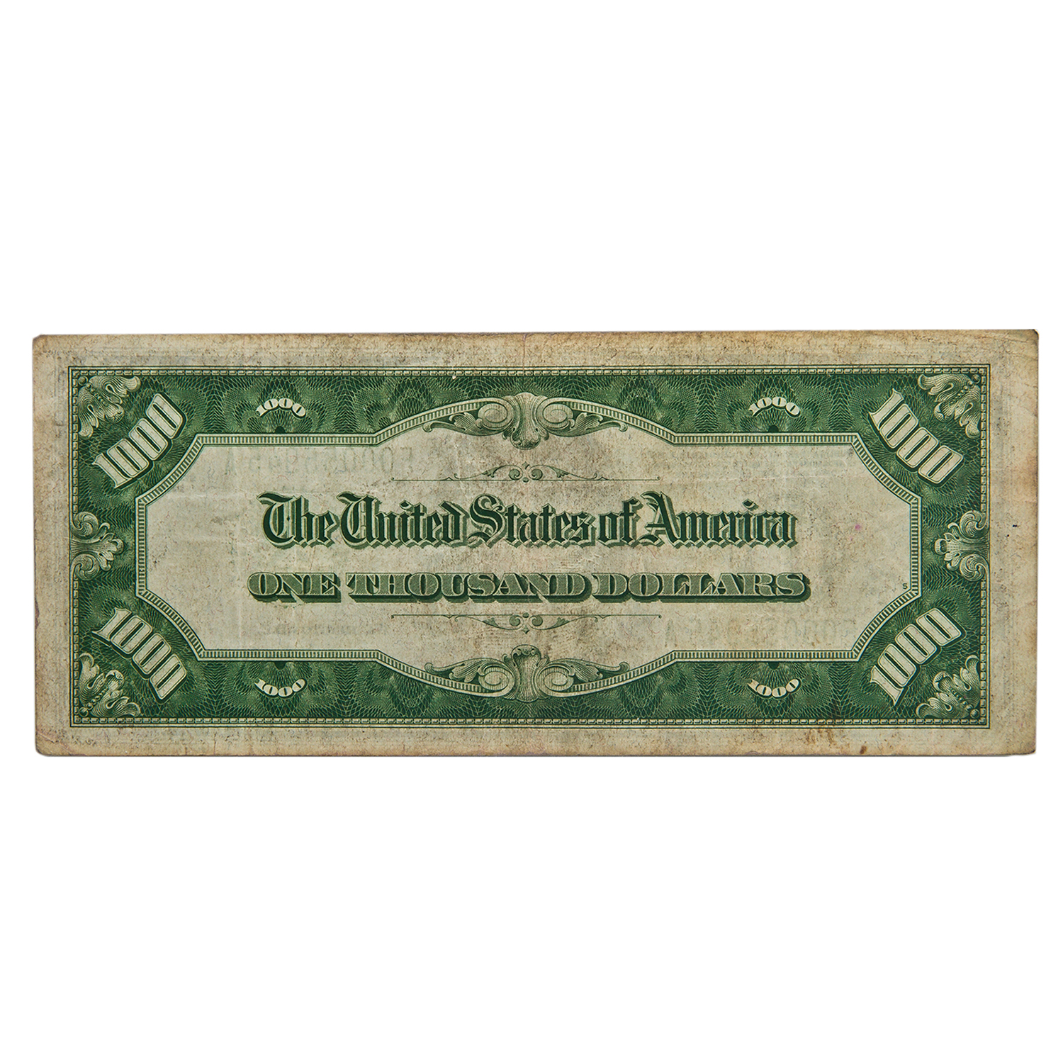 1934/34-A $1,000 FRN Fine or Better - (Districts of Our Choice)