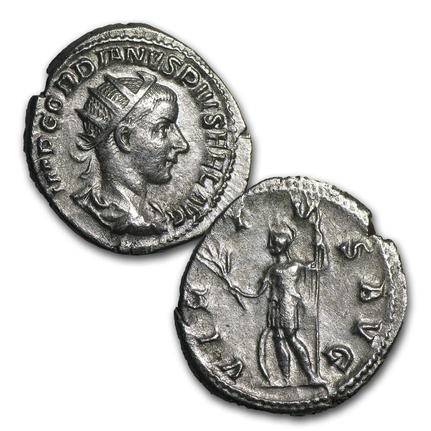 12 Silver Roman Emporer Collection