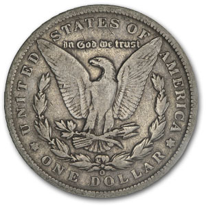 1889-O Morgan Dollar Fine (VAM-1A1, Clashed E, Top-100)