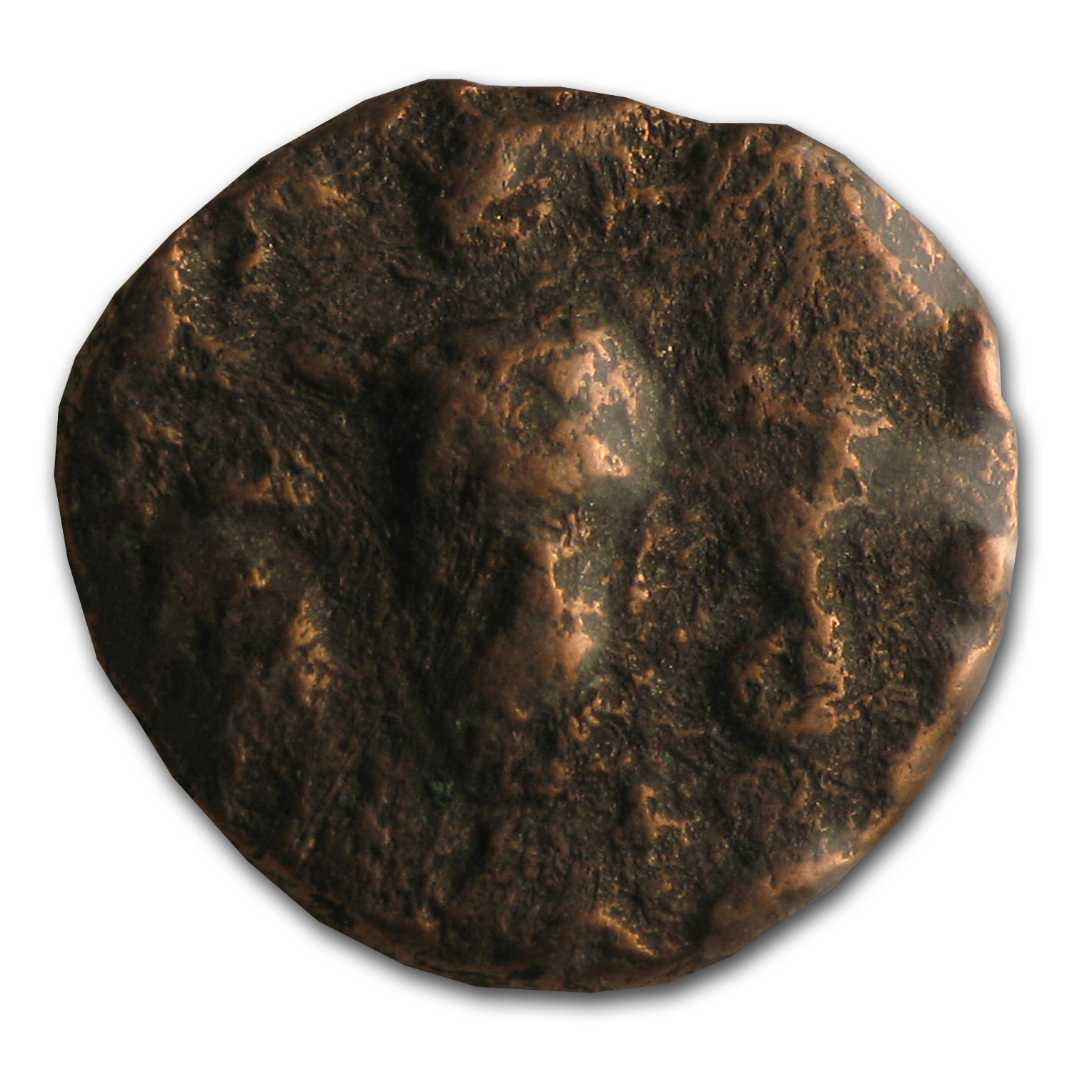 Bronze the Magi In Mini Folder (35 BC-5 AD)