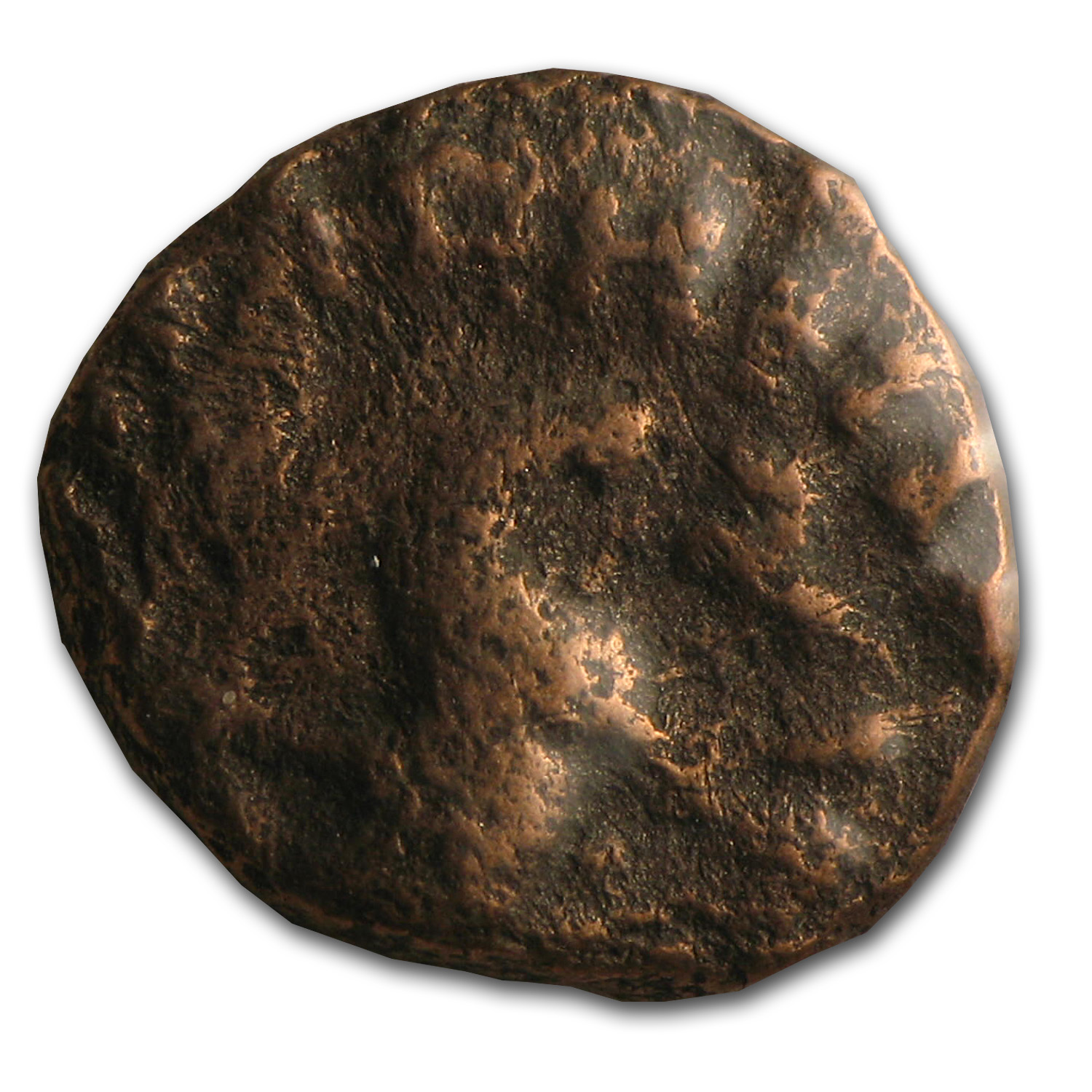 Bronze Coin of the Magi 35 BC - 5 AD In Mini Folder