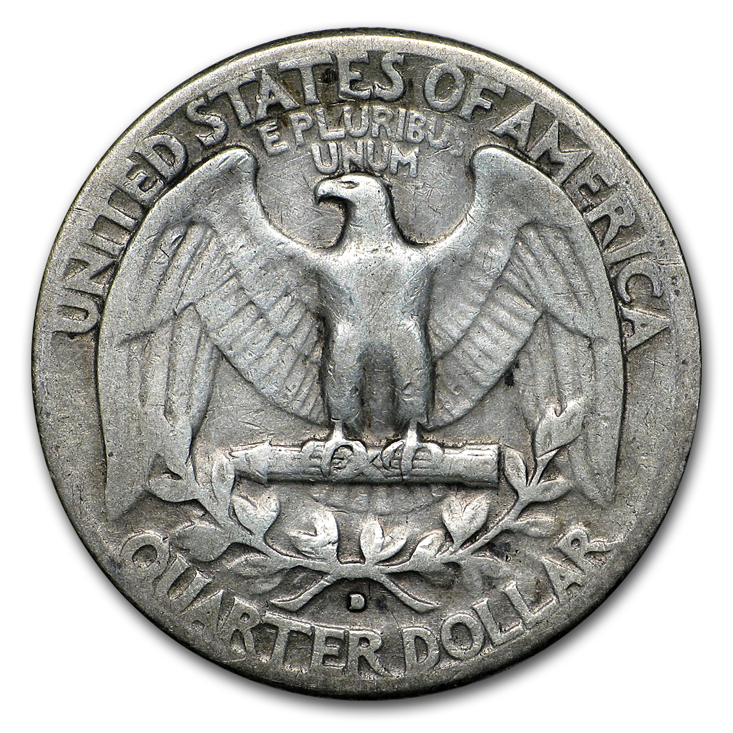 1932-D Washington Quarter Fine