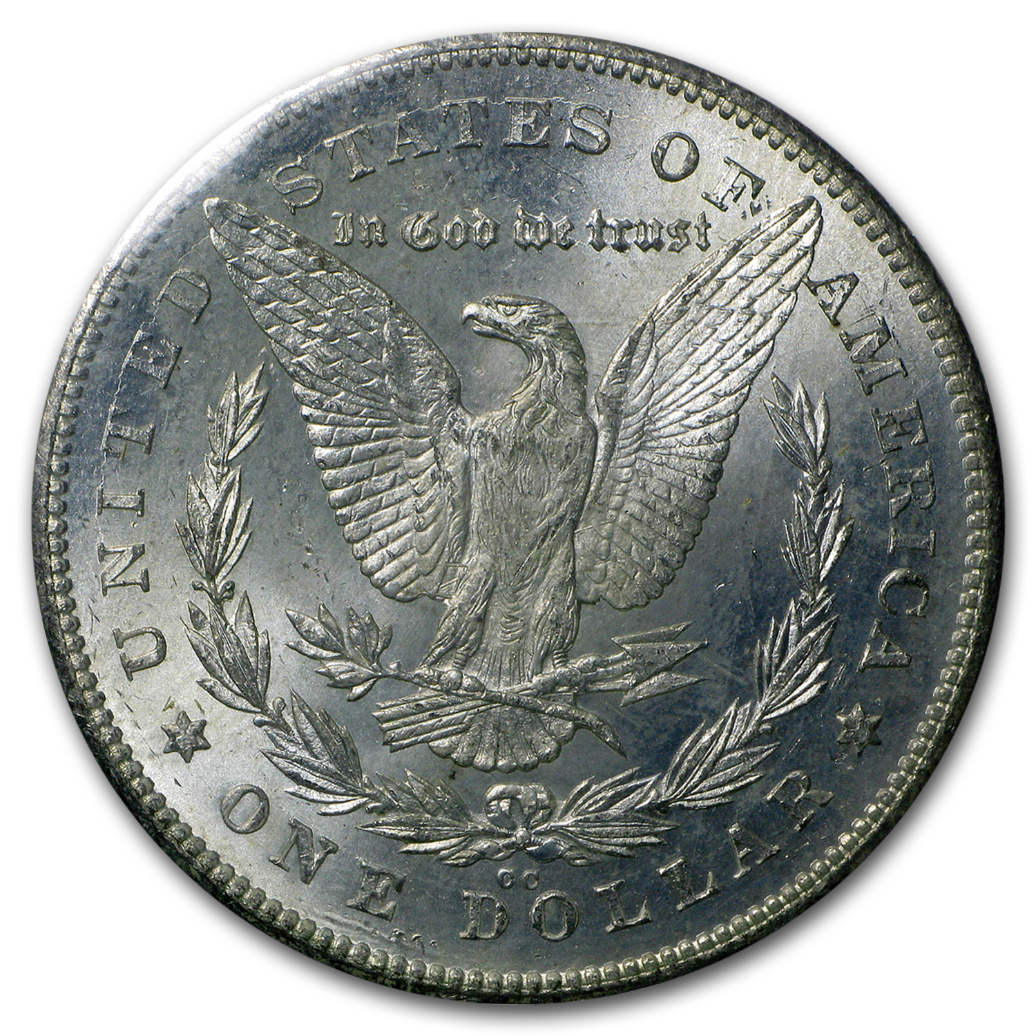 1878-CC Morgan Dollar BU (GSA Soft Pack)