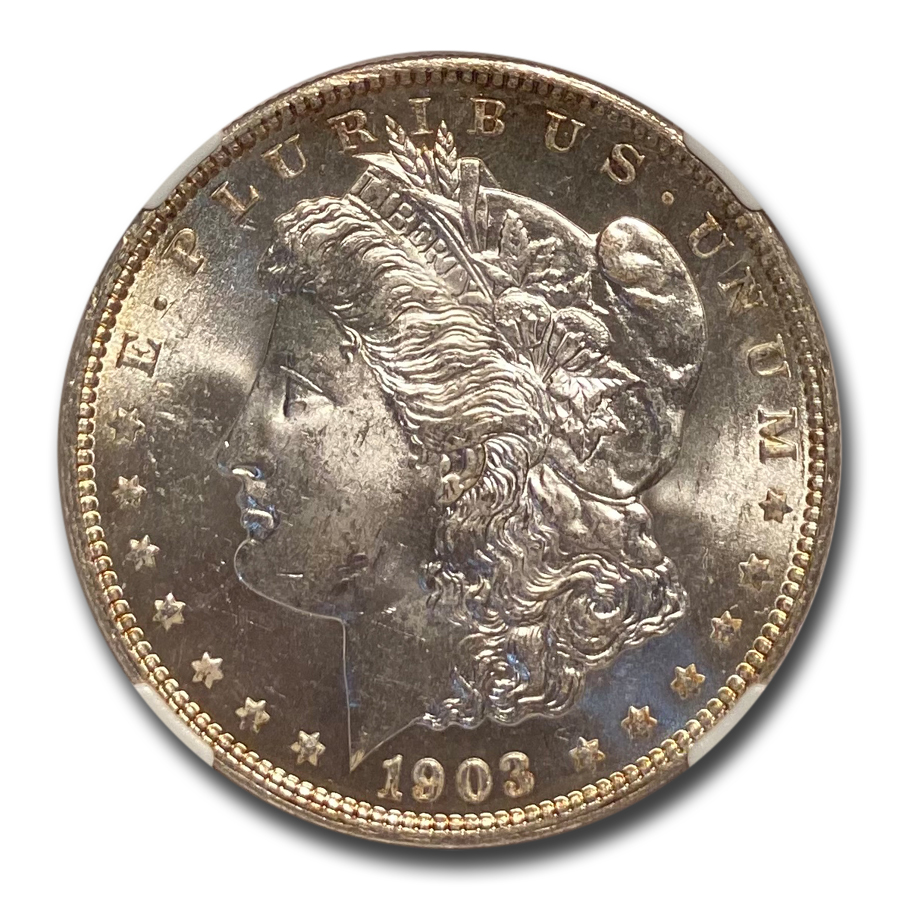 1903-O Morgan Dollar MS-64 NGC
