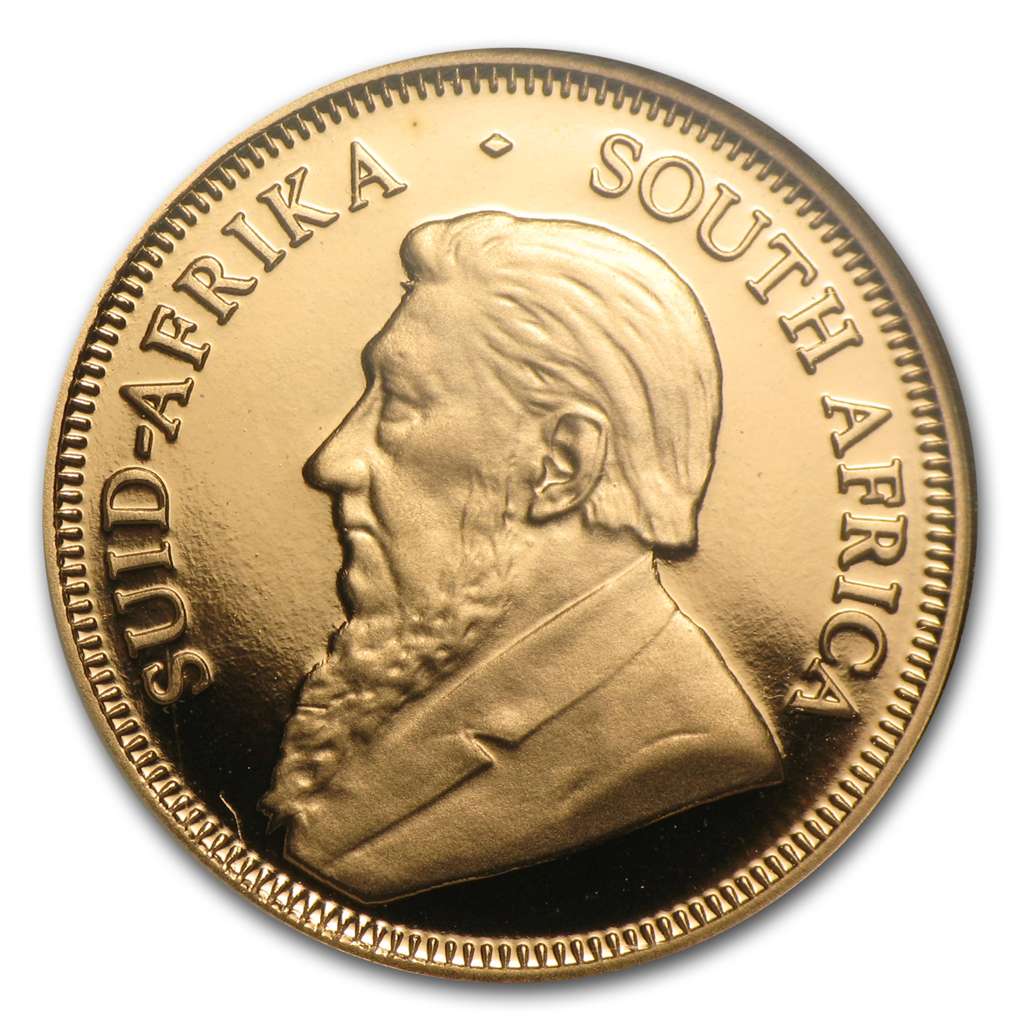 2007 South Africa 1/4 oz Gold Krugerrand PF-69 NGC