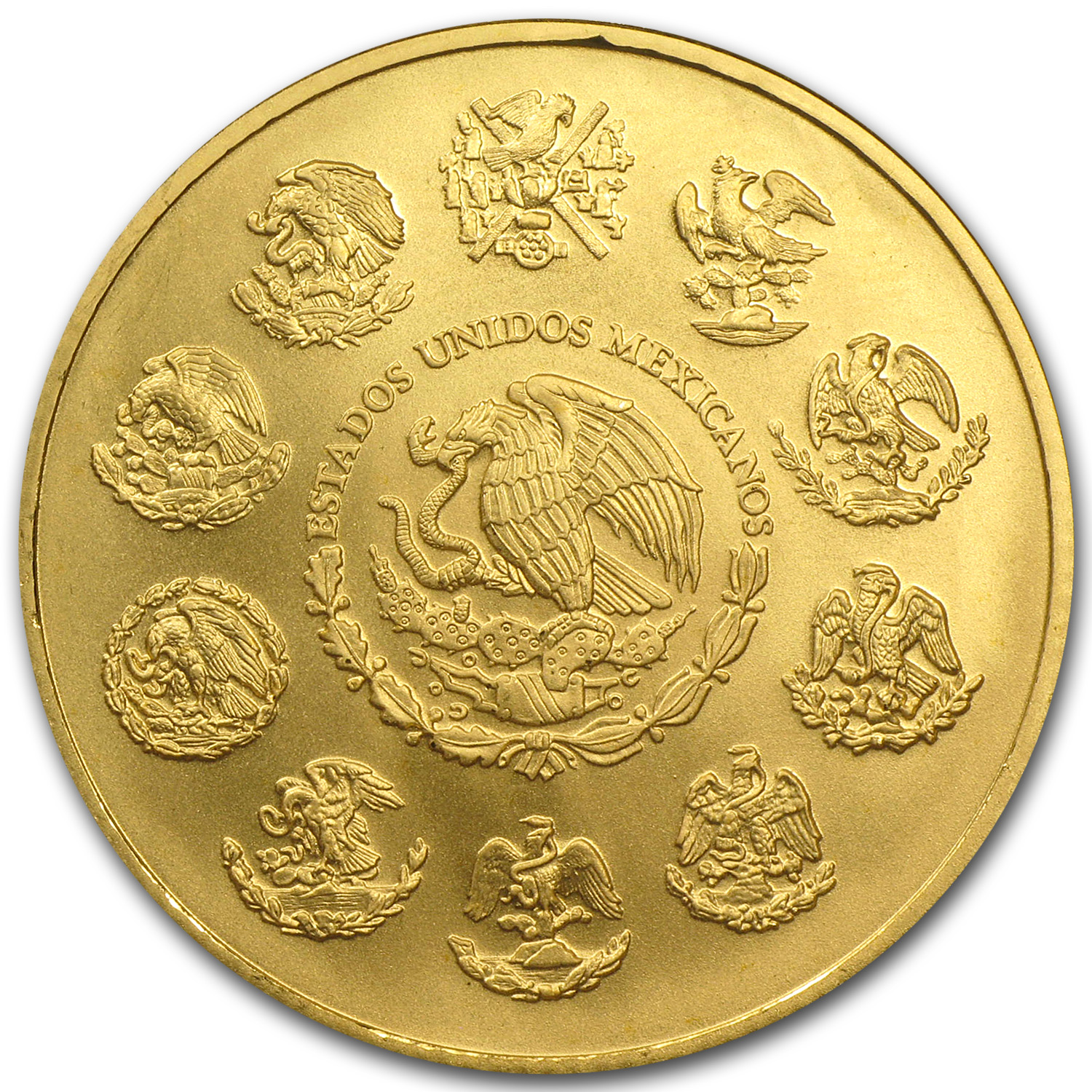 2004 1 oz Gold Mexican Libertad (Brilliant Uncirculated)