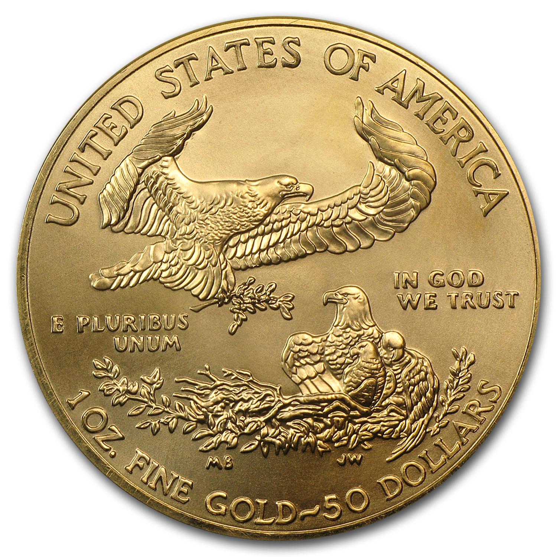 2010 1 Oz Gold American Eagle Bu 1 Oz Gold Eagles Apmex