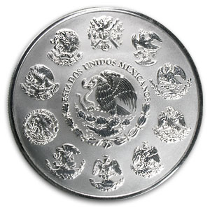 2009 32.15 oz Kilo Silver Libertad Proof Like (w/ Box & CoA)
