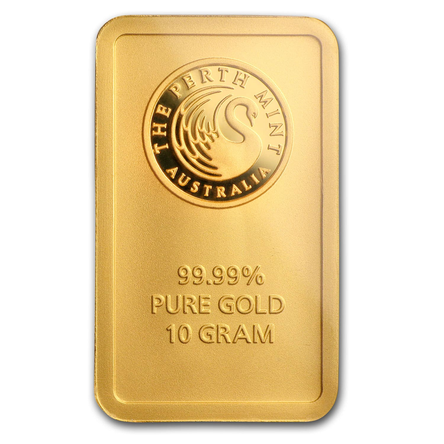 10 gram Gold Bar - Perth Mint (In Assay)