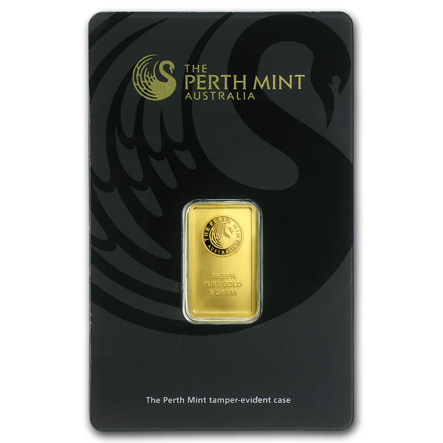 5 gram Gold Bars - Perth Mint (In Assay)