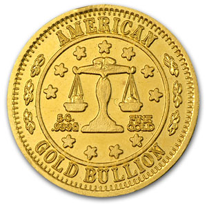 5 gram Gold Rounds - Secondary Market