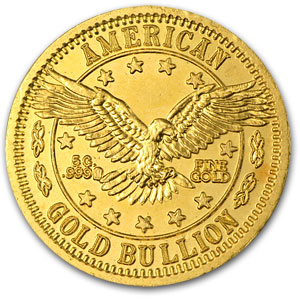5 gram Gold Round - Secondary Market