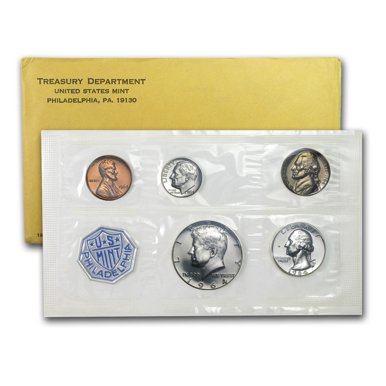 1960-1964 U.S. Proof Sets (Random Years)