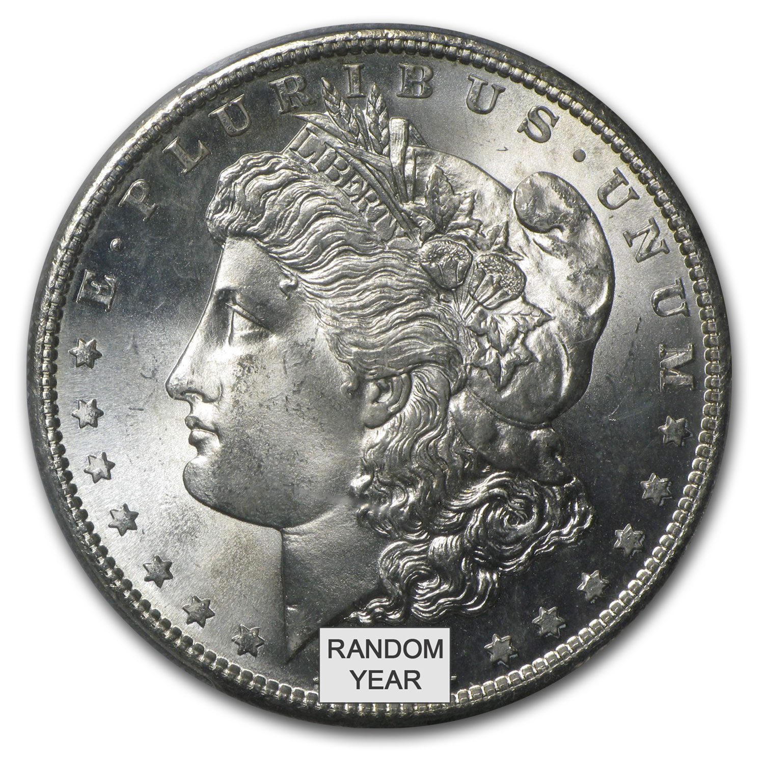 1878-1904 Morgan Dollars - MS-67 PCGS