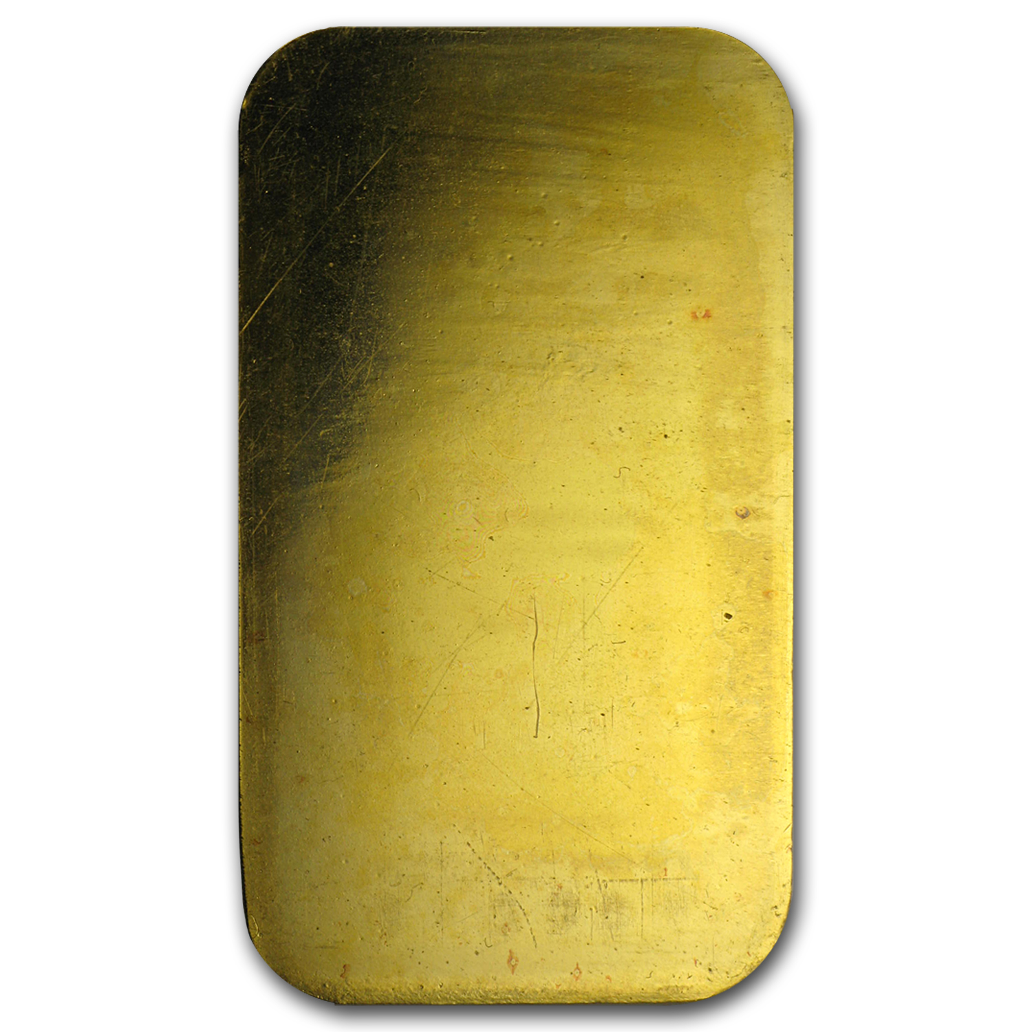 1 oz Gold Bar - Engelhard (Maple Leaf)