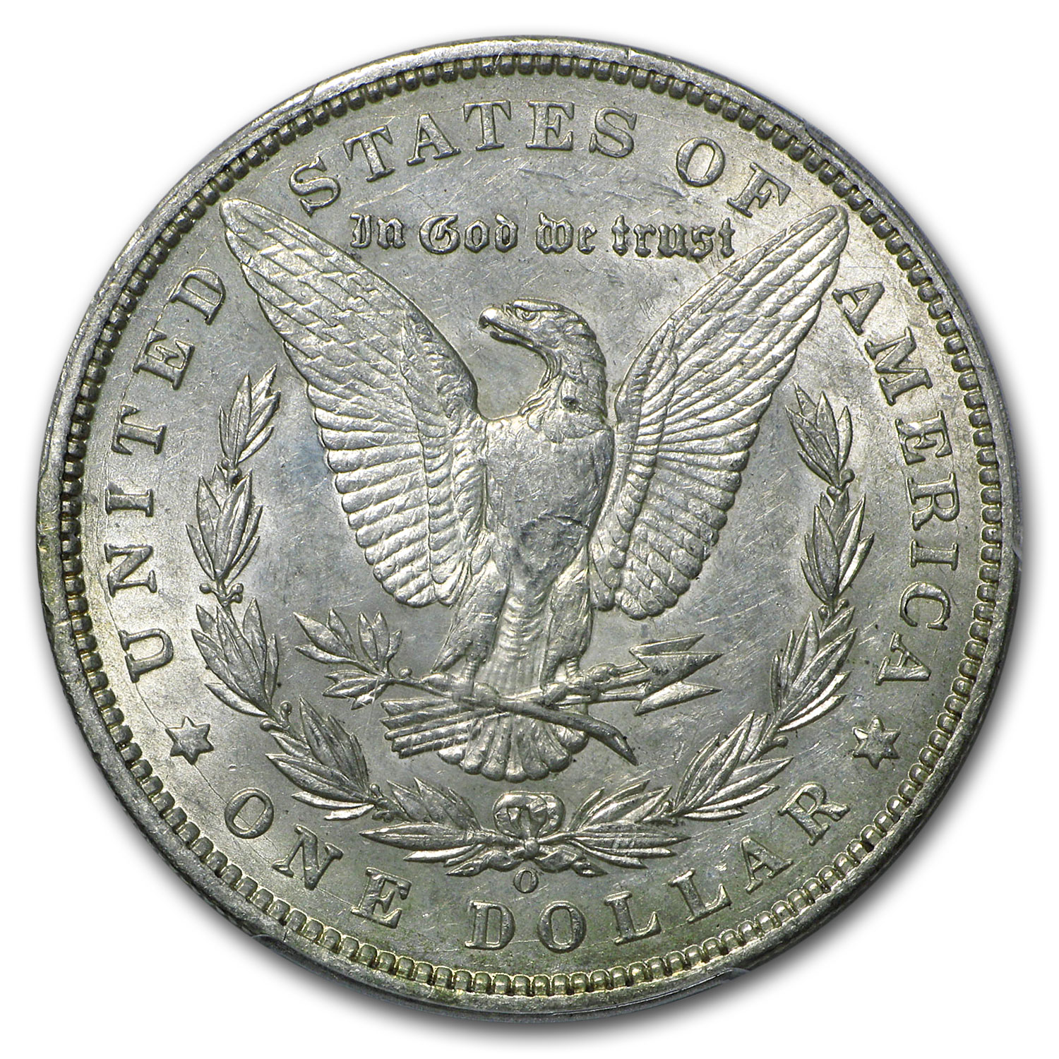 1897-O Morgan Dollar AU-53 PCGS