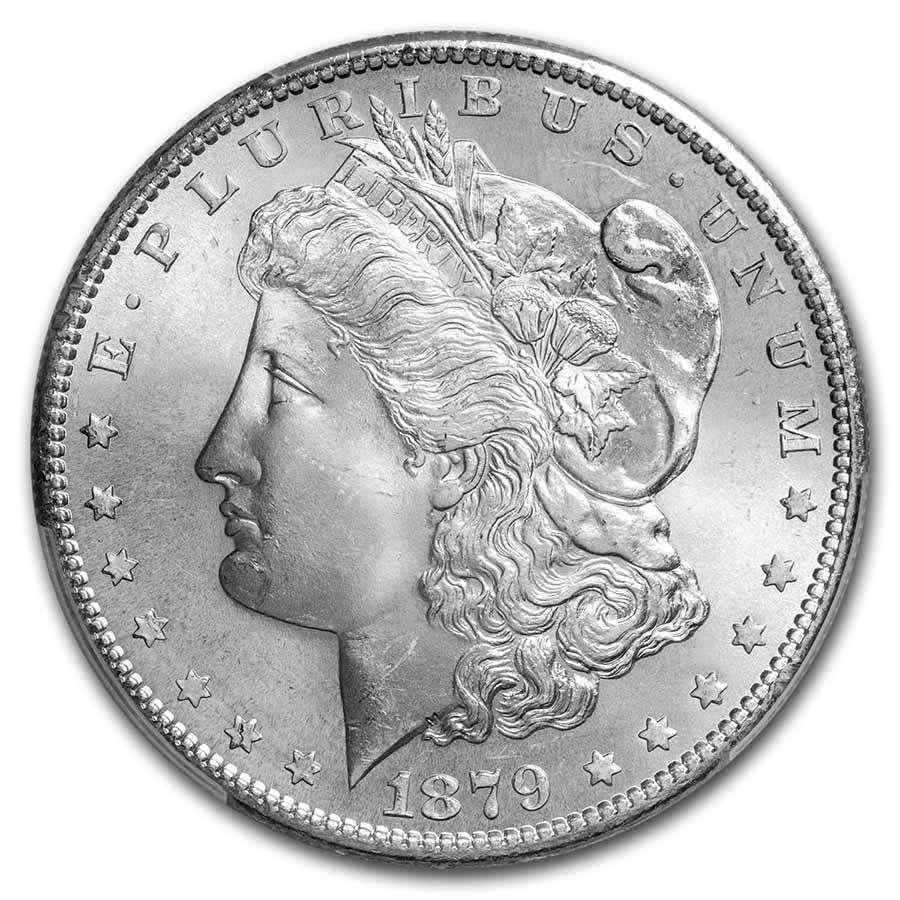 1879-S Morgan Dollar MS-67 PCGS