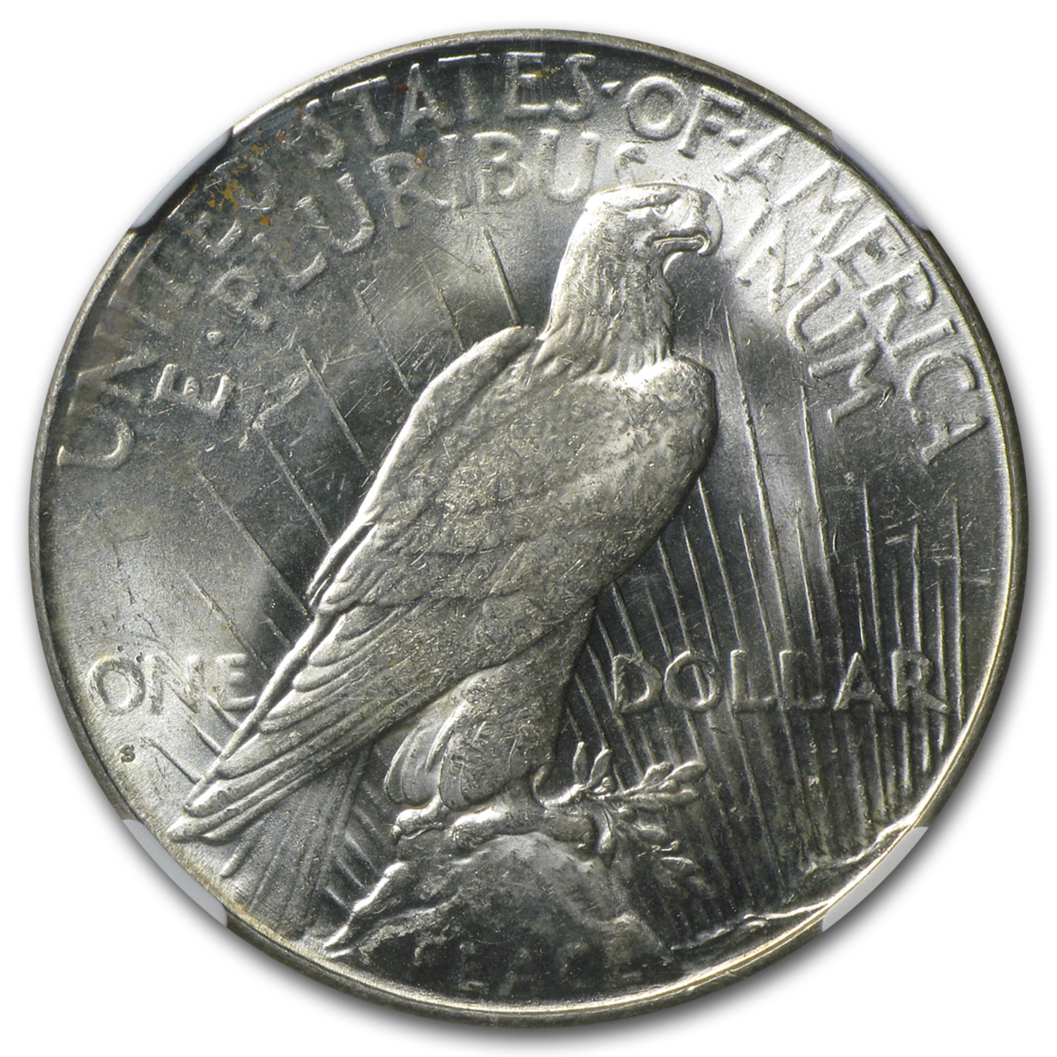 1928-S Peace Dollar - Brilliant Uncirculated