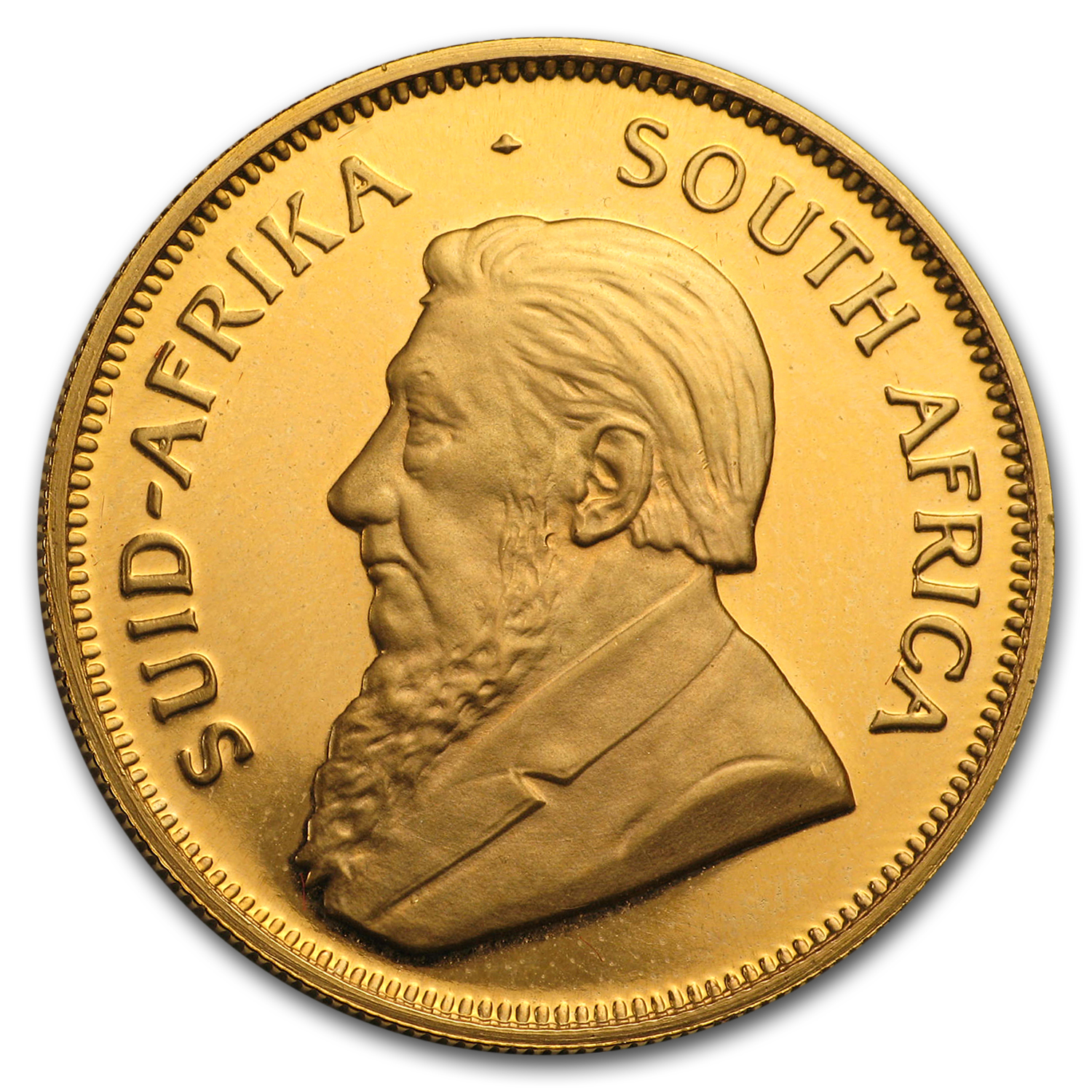 1981 South Africa 1/2 oz Proof Gold Krugerrand