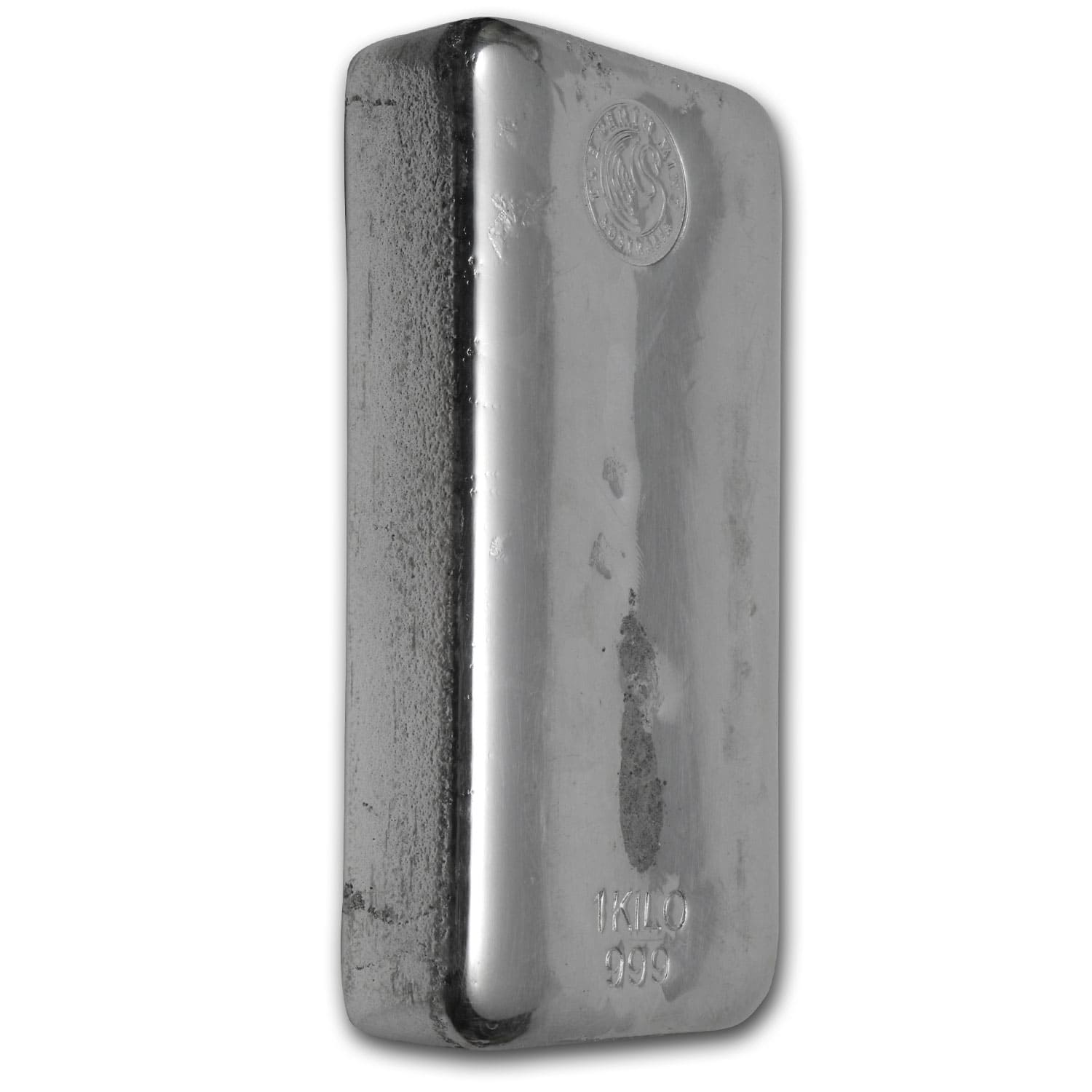 1 Kilo Silver Bars - Perth Mint