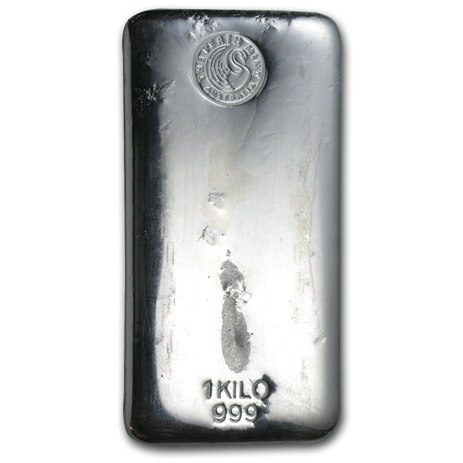 1 Kilo Silver Bar Perth Mint Kilo 32 15 Oz Silver