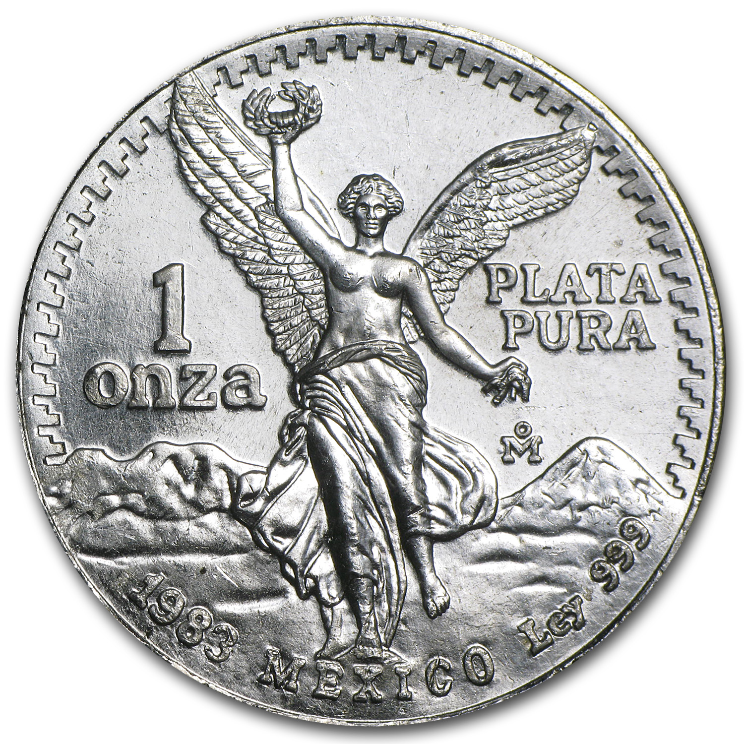 1 oz Silver Mexican Libertad Proof (Impaired)