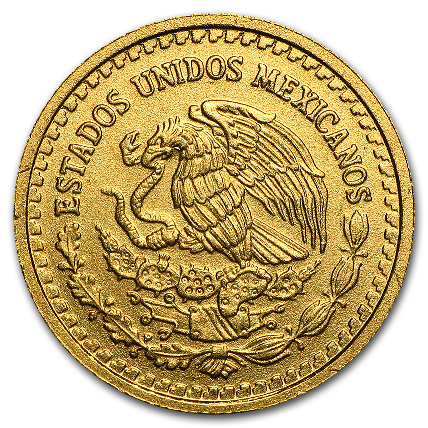 2010 1/10 oz Gold Mexican Libertad BU