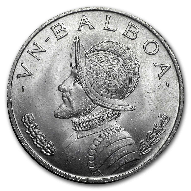 1 Dollar Silver Coin 1971