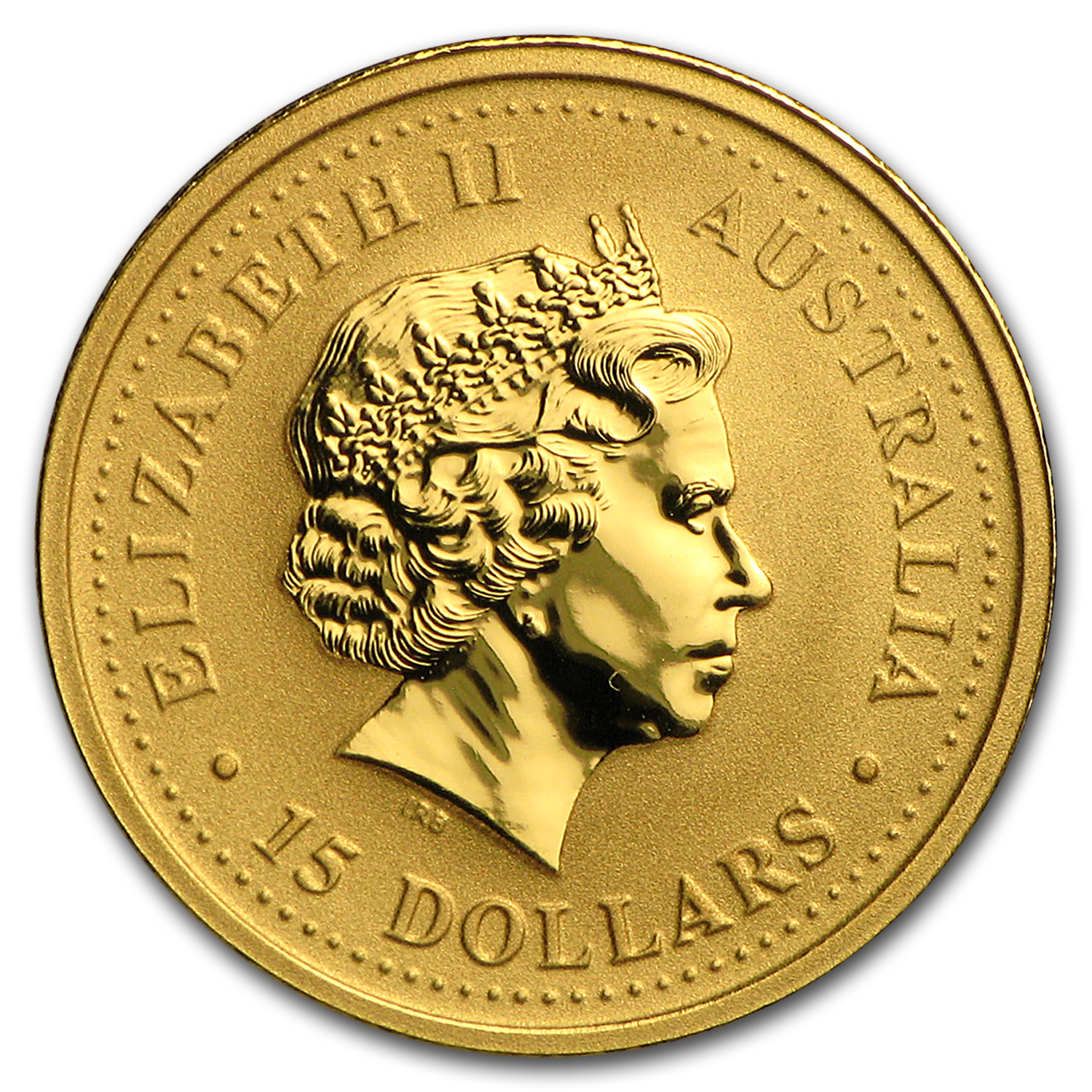 2006 Australia 1/10 oz Gold Nugget