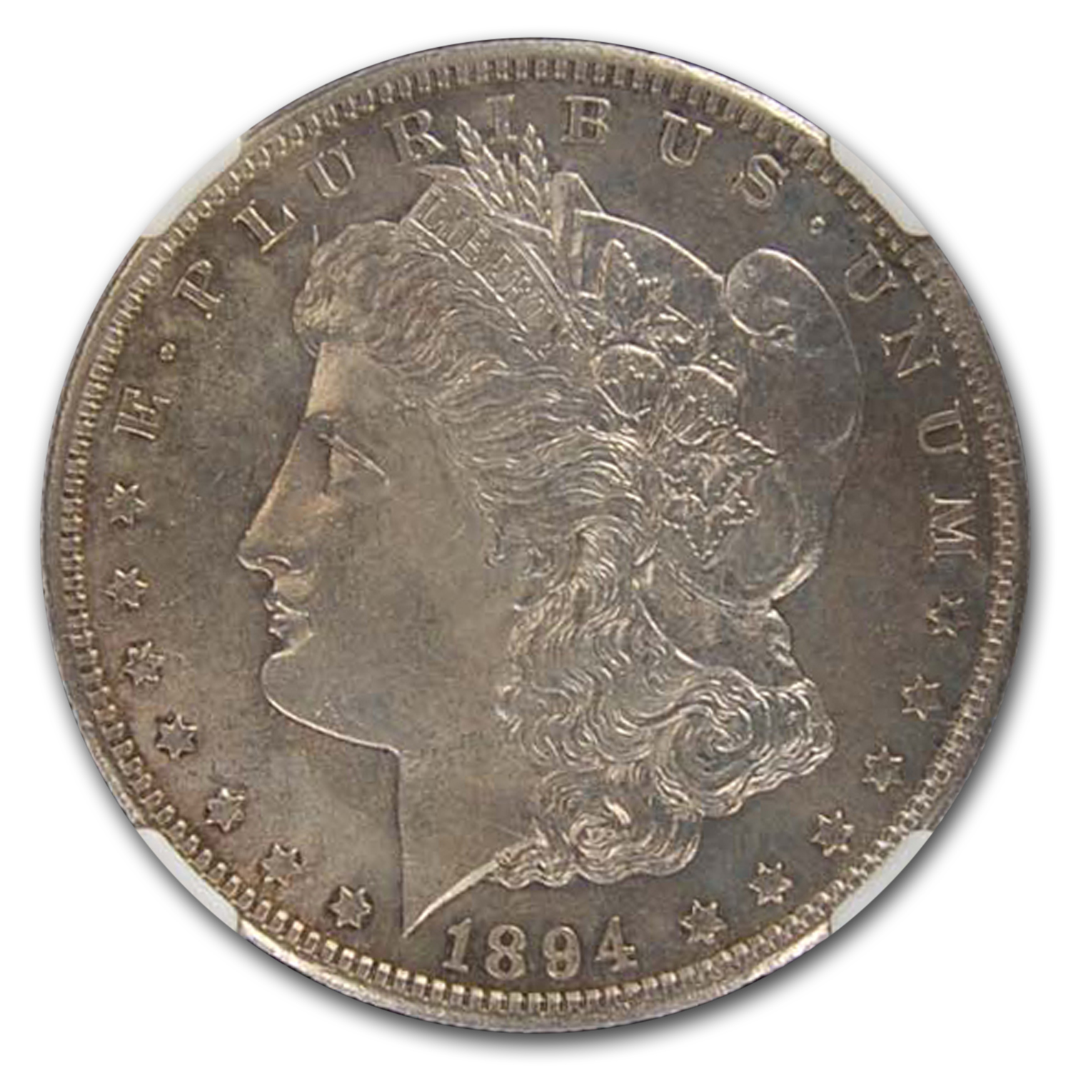 1894-S Morgan Dollar MS-61 NGC