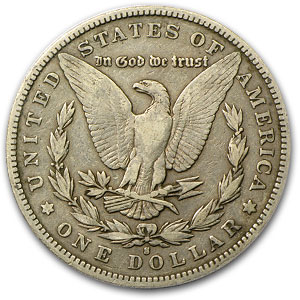 1892-S Morgan Dollar VF-20 PCGS