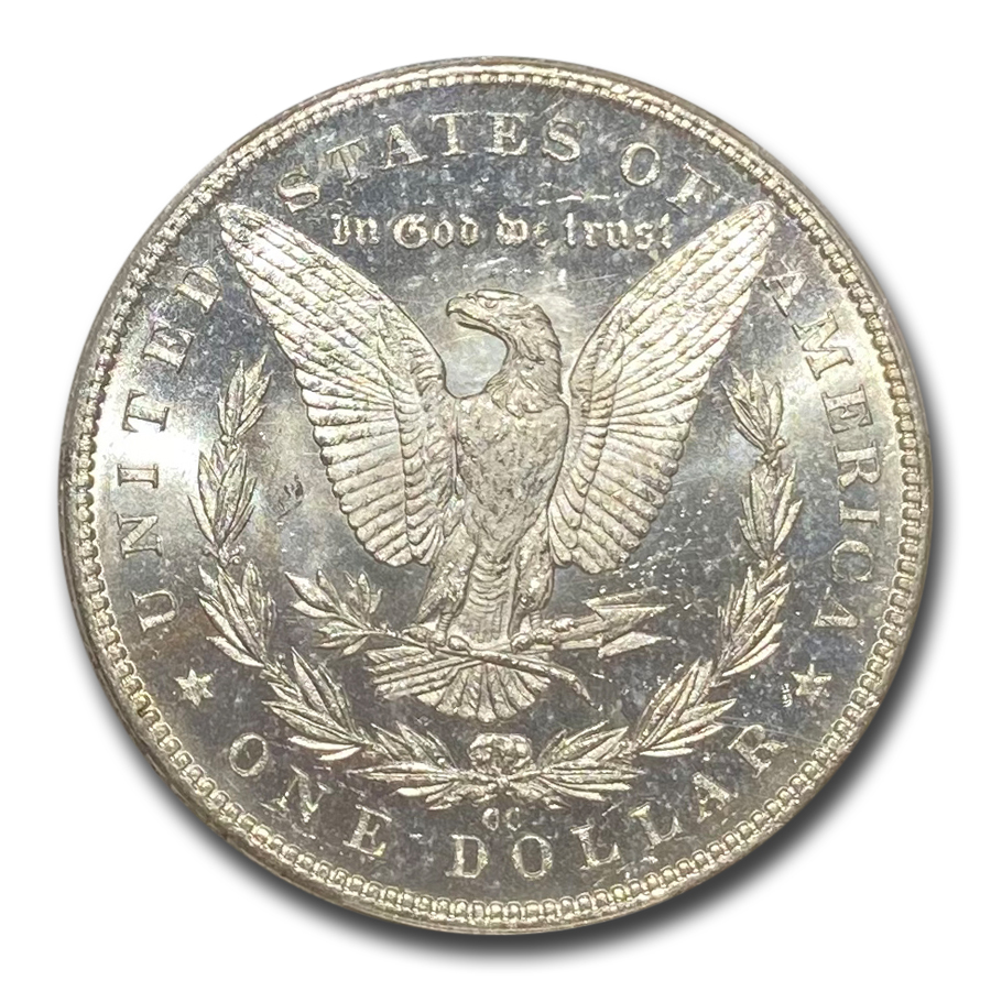 1882-CC Morgan Dollar MS-63 PL Proof Like PCGS