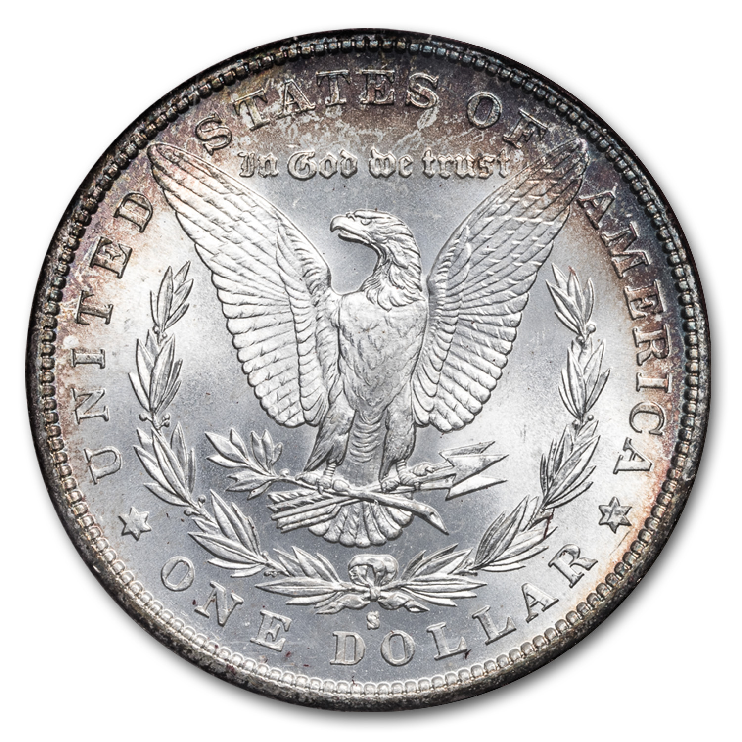 1881-S Morgan Dollar MS-65 (Paramount International Coin Co.)