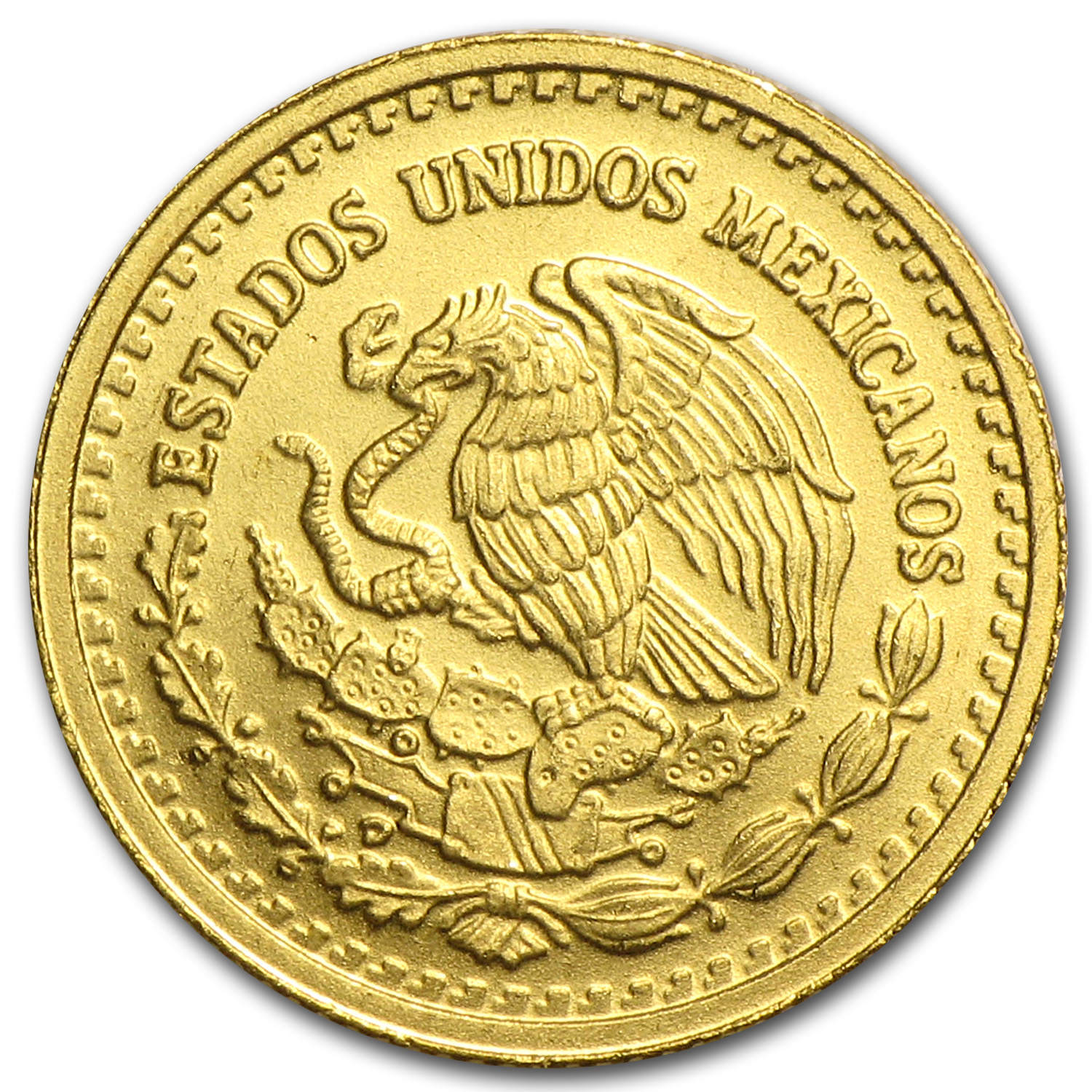 2004 Mexico 1/20 oz Gold Libertad BU