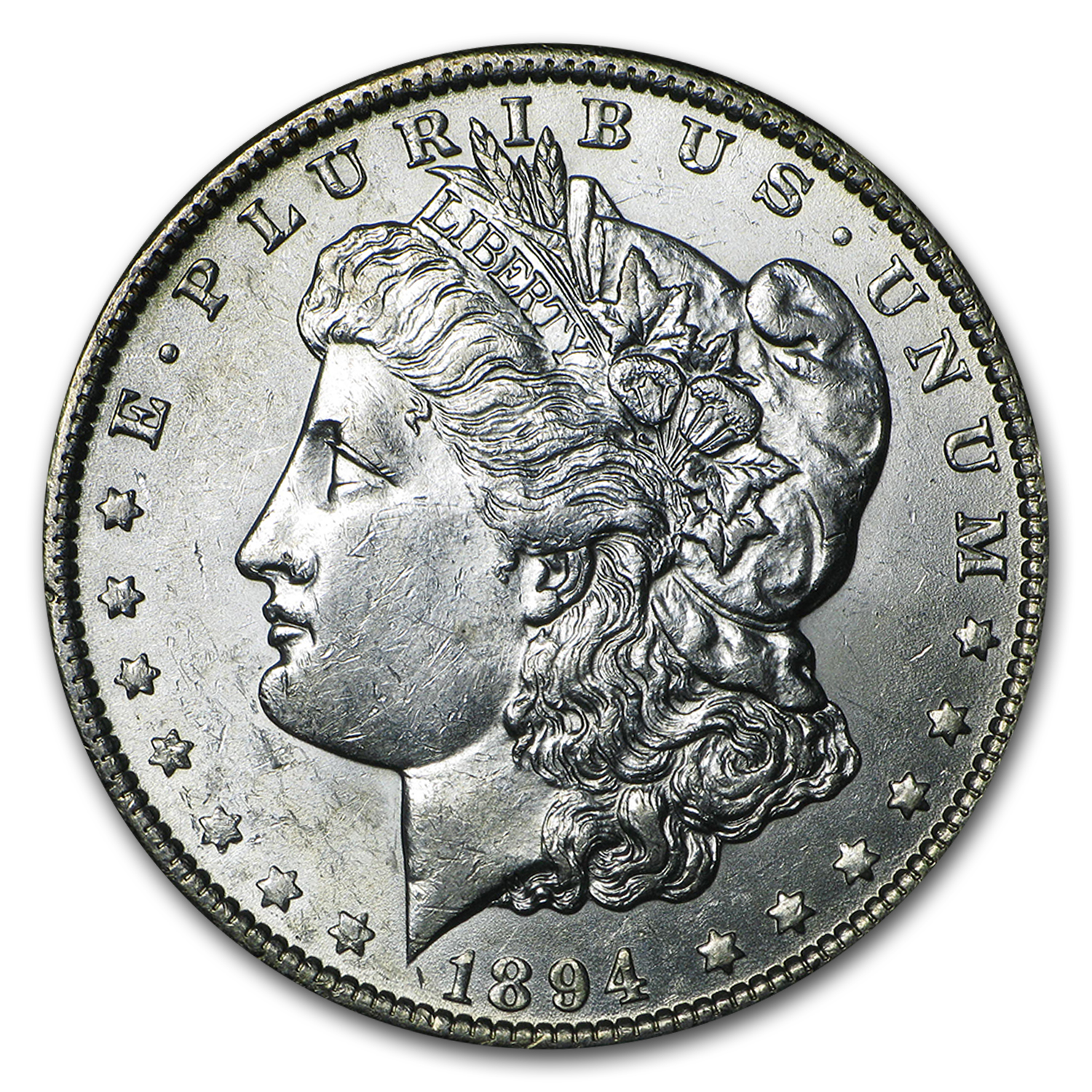 1894-O Morgan Dollar BU