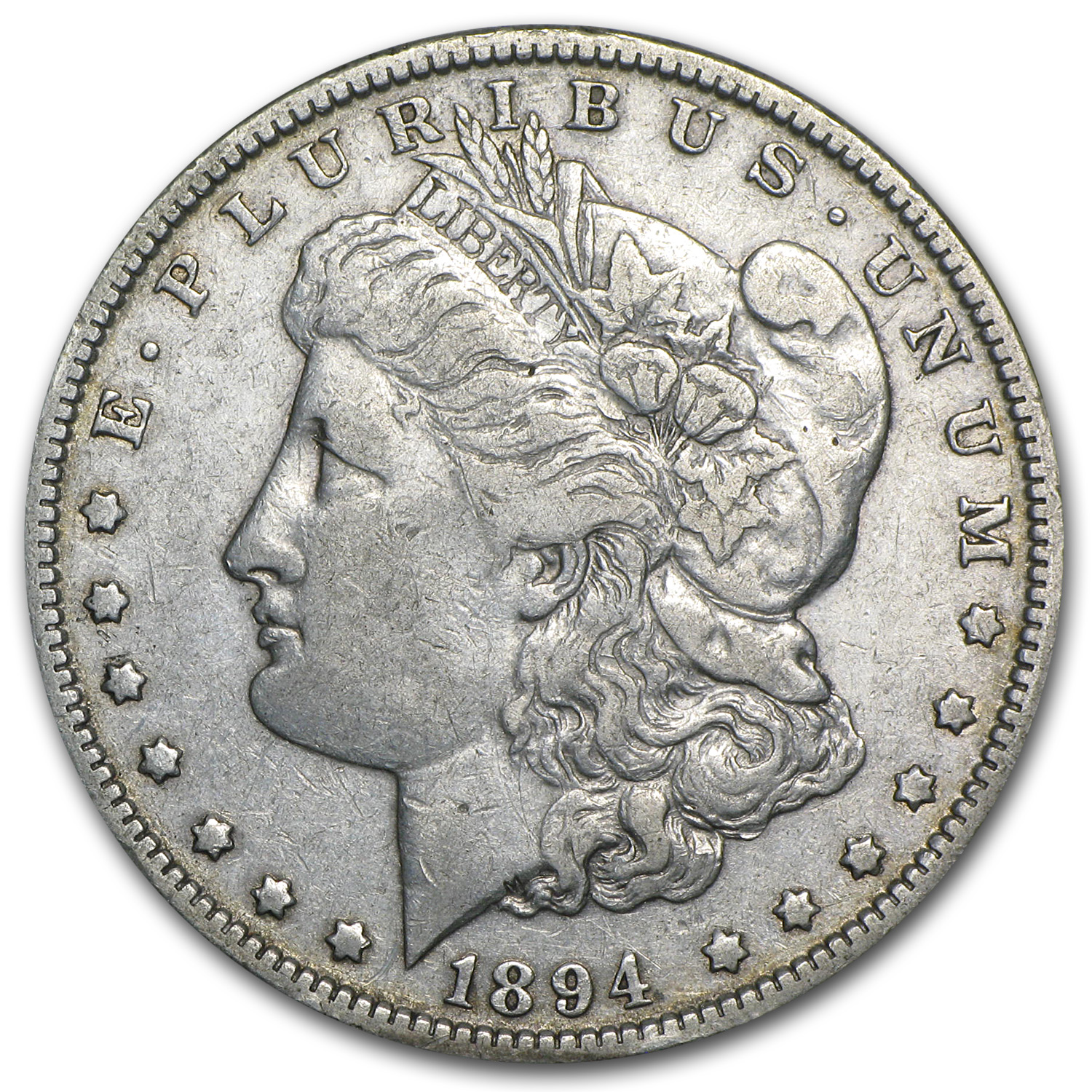 1894 Morgan Dollar VF