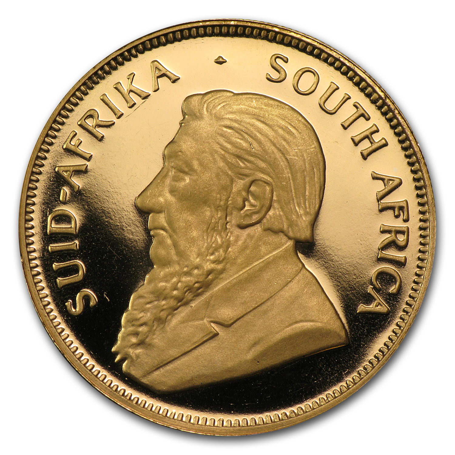1985 1/2 oz Gold South African Krugerrand (Proof)