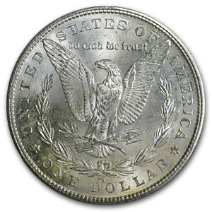 1880/79-S Morgan Dollar - BU VAM-8 Small S Top-100