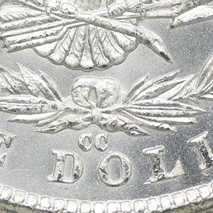 1881-CC Morgan Dollar MS-67 NGC